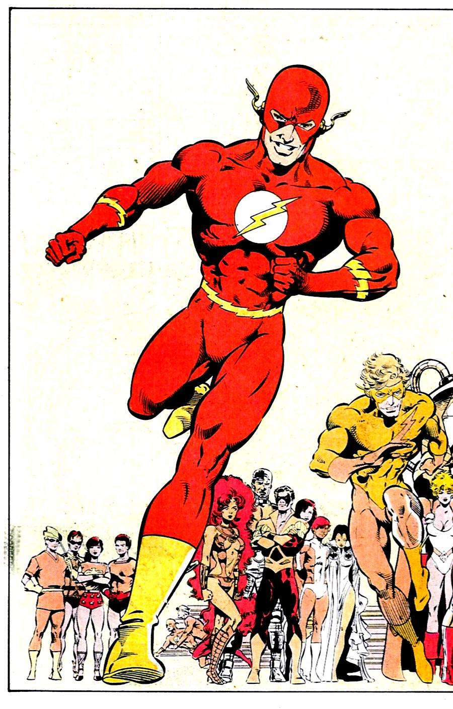 Read online The Flash (1987) comic -  Issue # _Annual 3 - 51