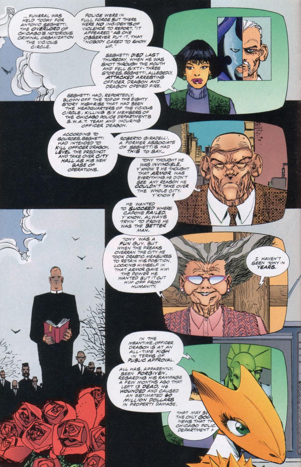 The Savage Dragon (1993) Issue #22 #25 - English 13