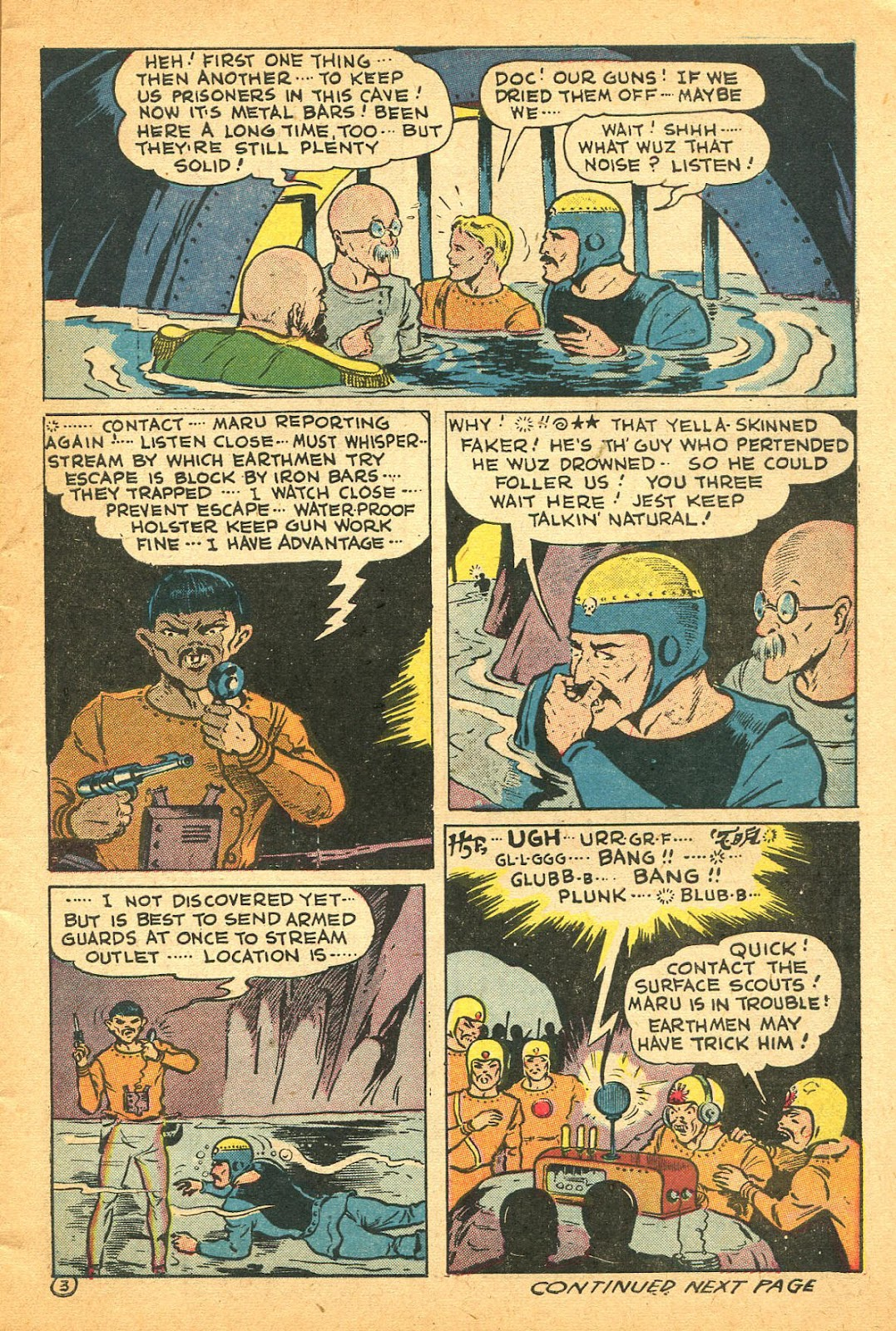 Read online Famous Funnies comic -  Issue #119 - 7