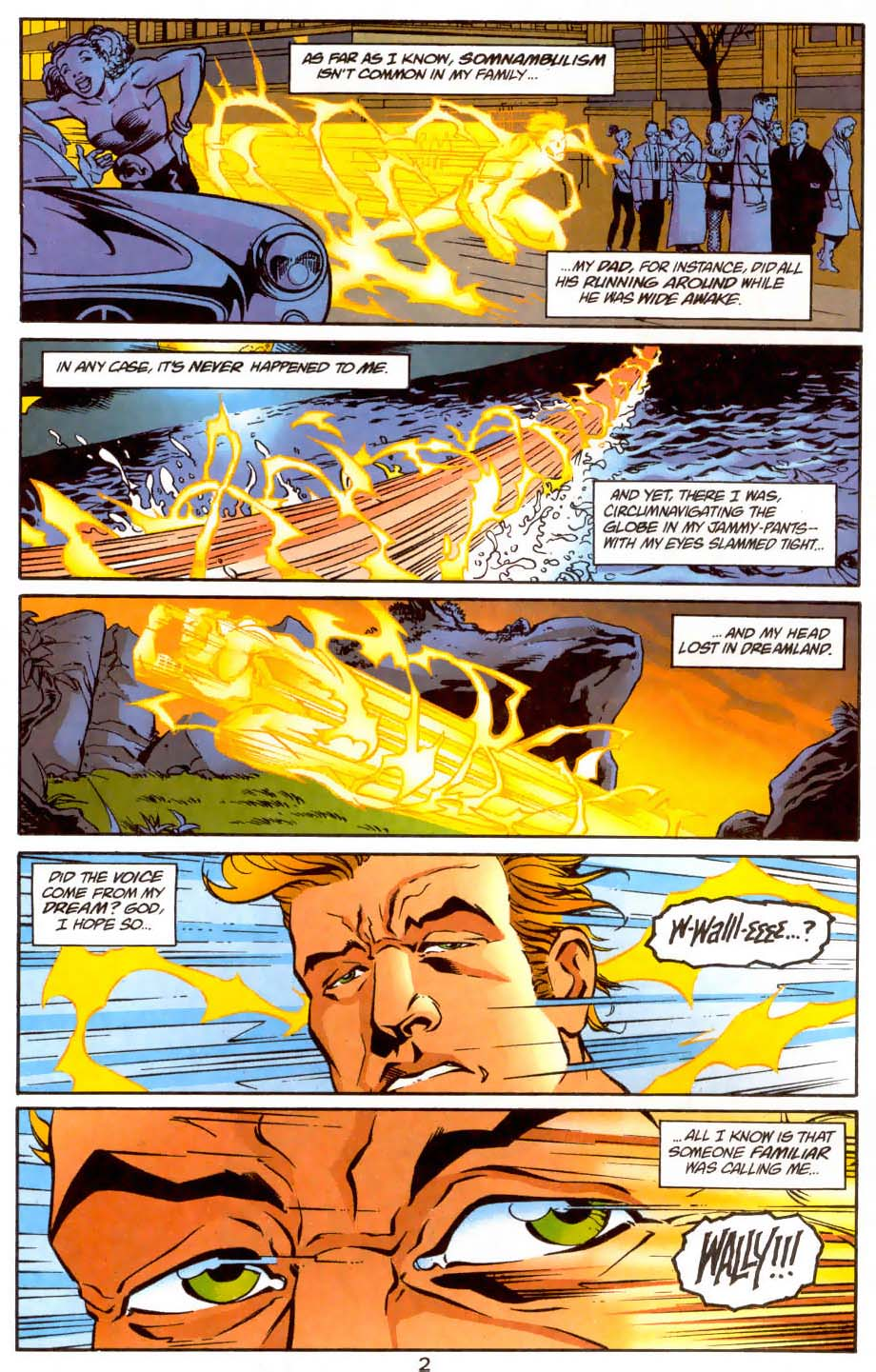 Read online The Flash (1987) comic -  Issue # _Annual 11 - 3