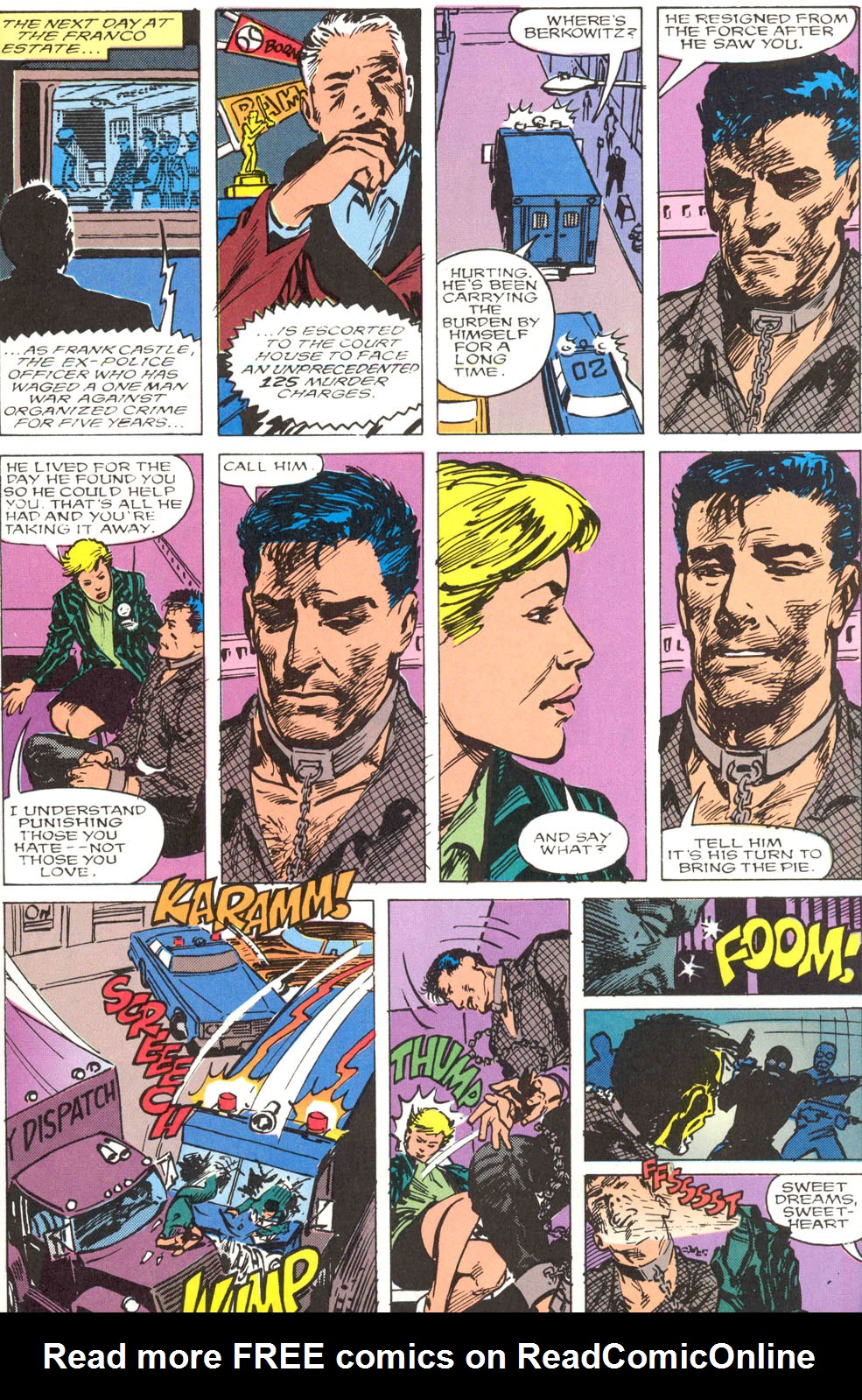 The Punisher Movie Special issue Full - Page 53