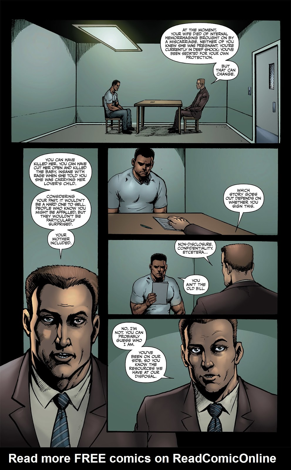 Read online The Boys: Butcher, Baker, Candlestickmaker comic -  Issue #5 - 4
