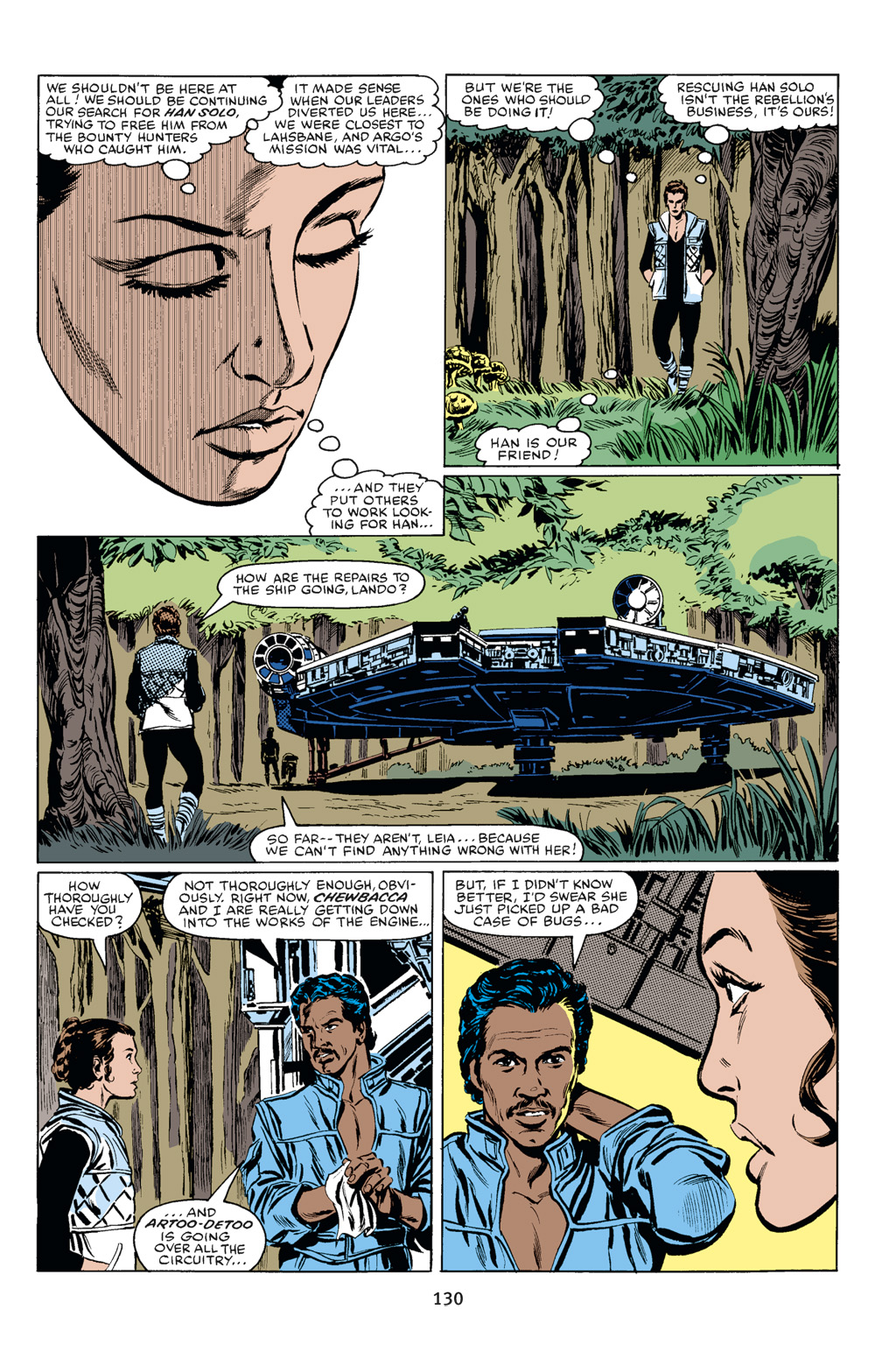 Read online Star Wars Omnibus comic -  Issue # Vol. 18 - 120