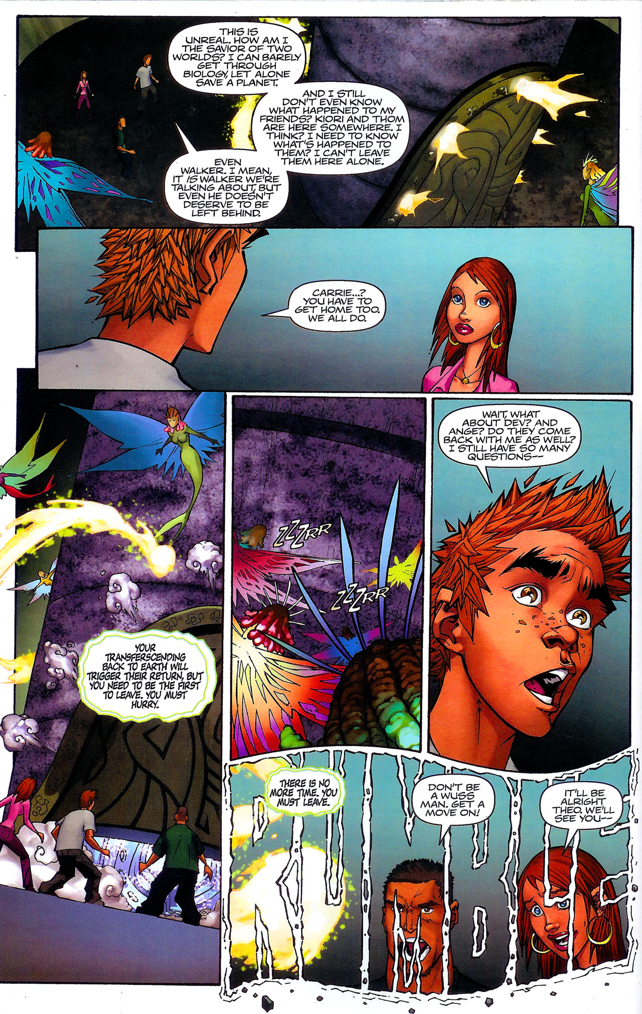 Read online Shrugged (2006) comic -  Issue #6 - 21