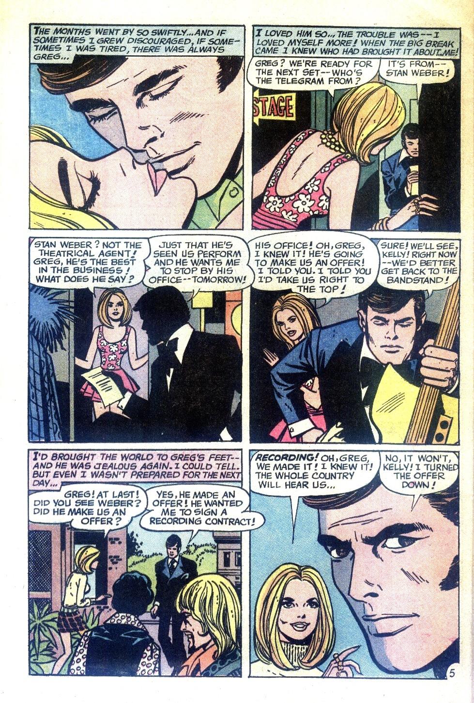Read online Secret Hearts comic -  Issue #148 - 28