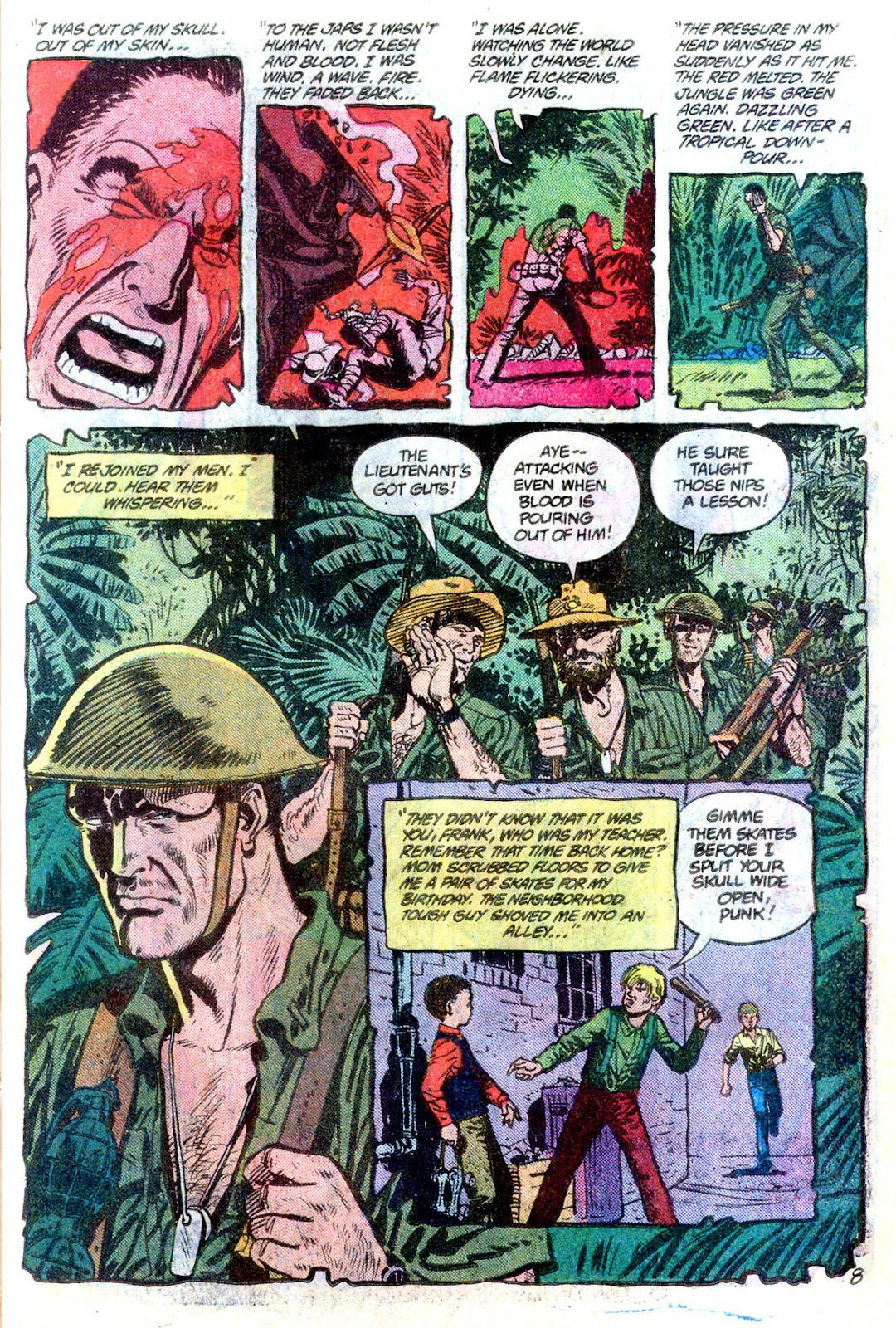 Sgt. Rock issue Annual 2 - Page 10