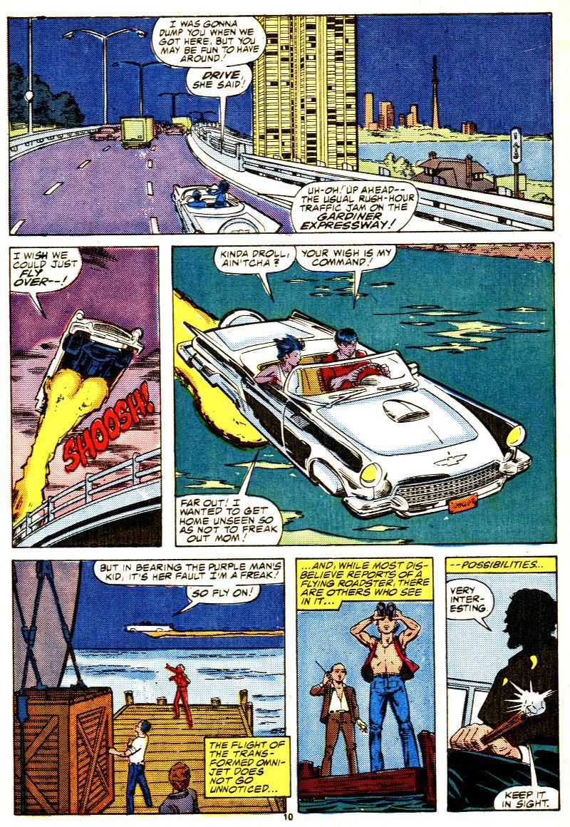 Read online Alpha Flight (1983) comic -  Issue #42 - 11