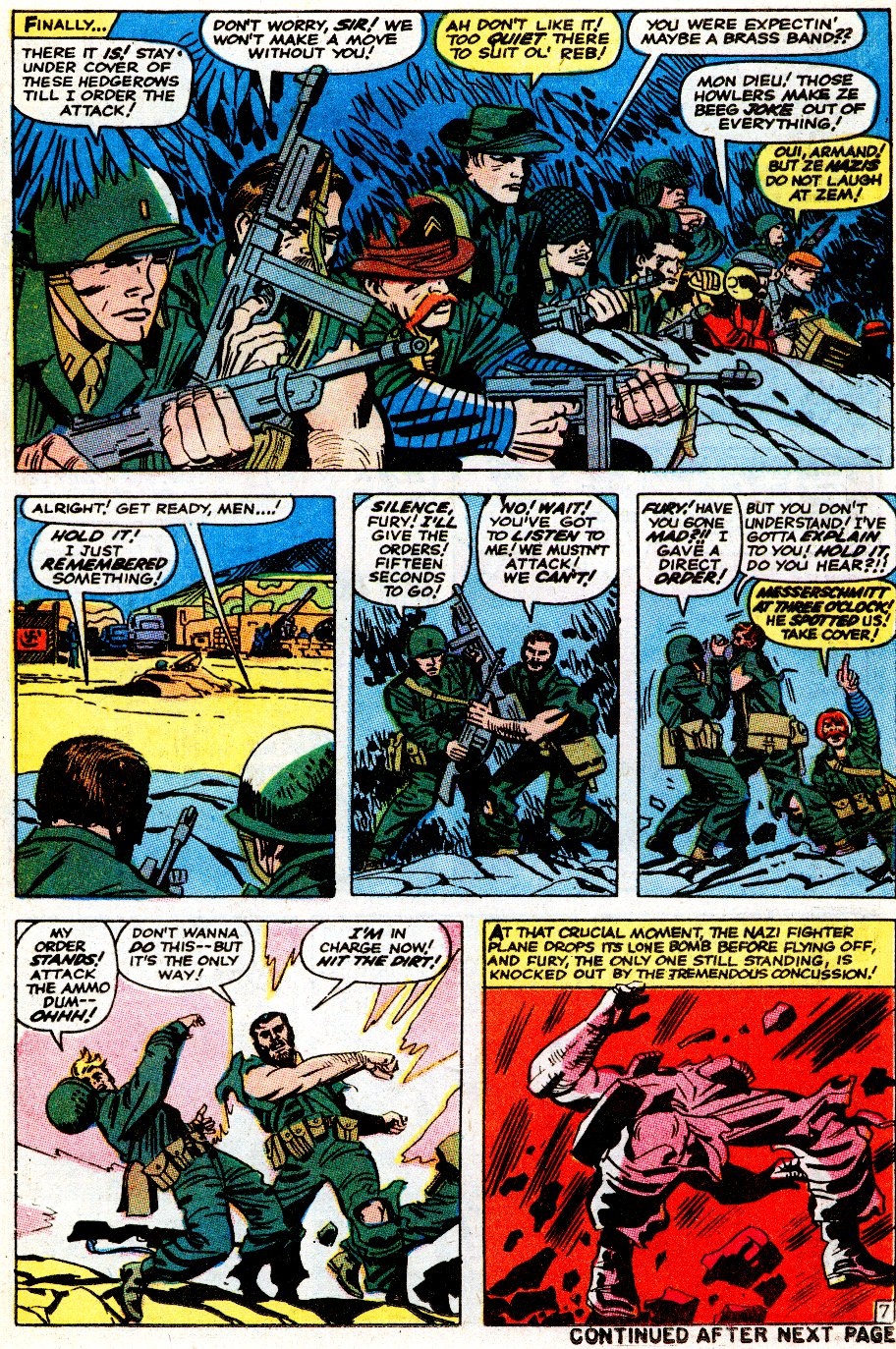 Read online Sgt. Fury comic -  Issue # _Special 5 - 44