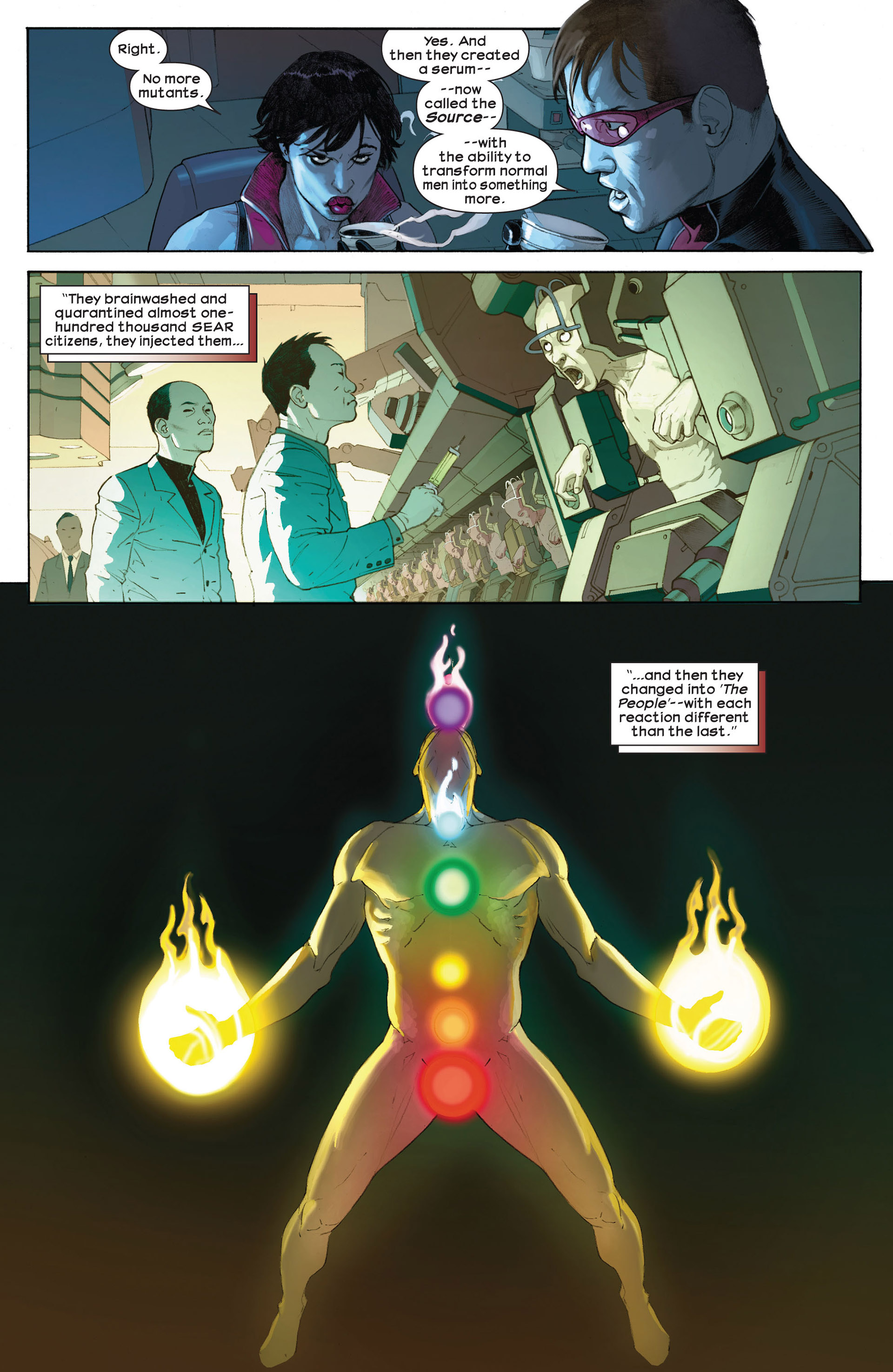 Read online Ultimate Comics Ultimates comic -  Issue #7 - 6