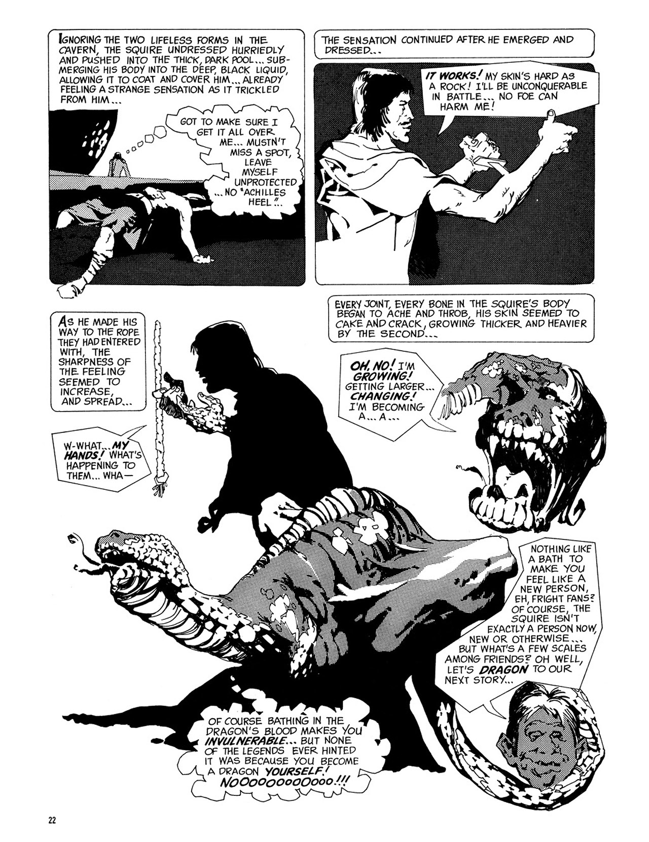 Read online Eerie Archives comic -  Issue # TPB 3 - 23