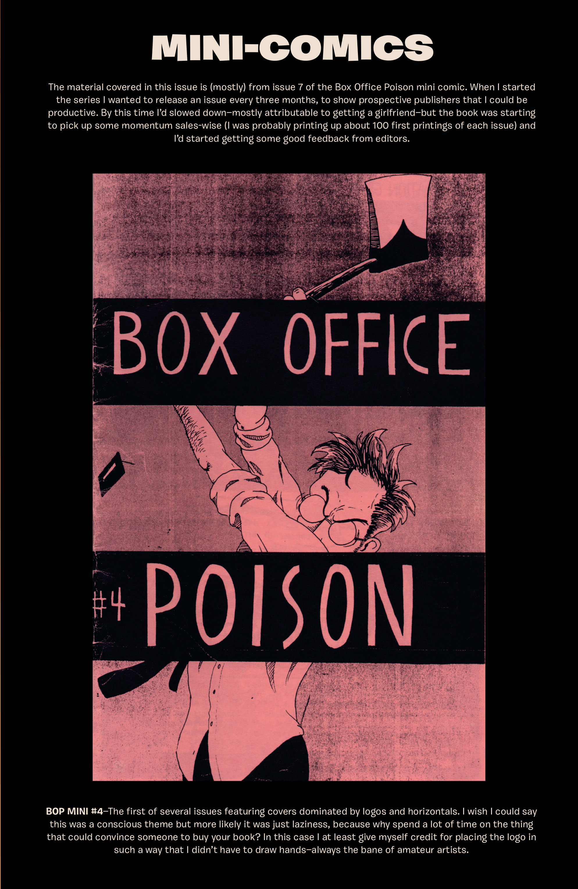 Read online Box Office Poison Color Comics comic -  Issue #4 - 25