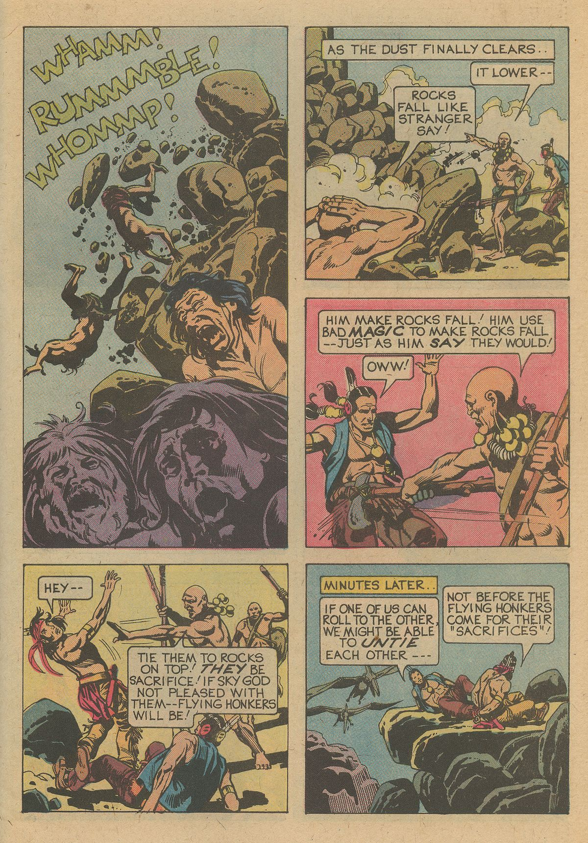 Read online Turok, Son of Stone comic -  Issue #109 - 31