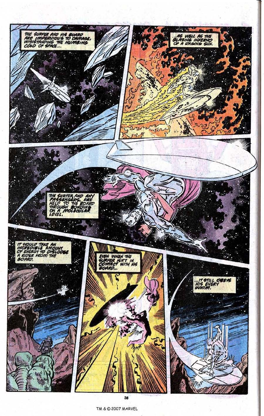 Read online Silver Surfer (1987) comic -  Issue # _Annual 3 - 40