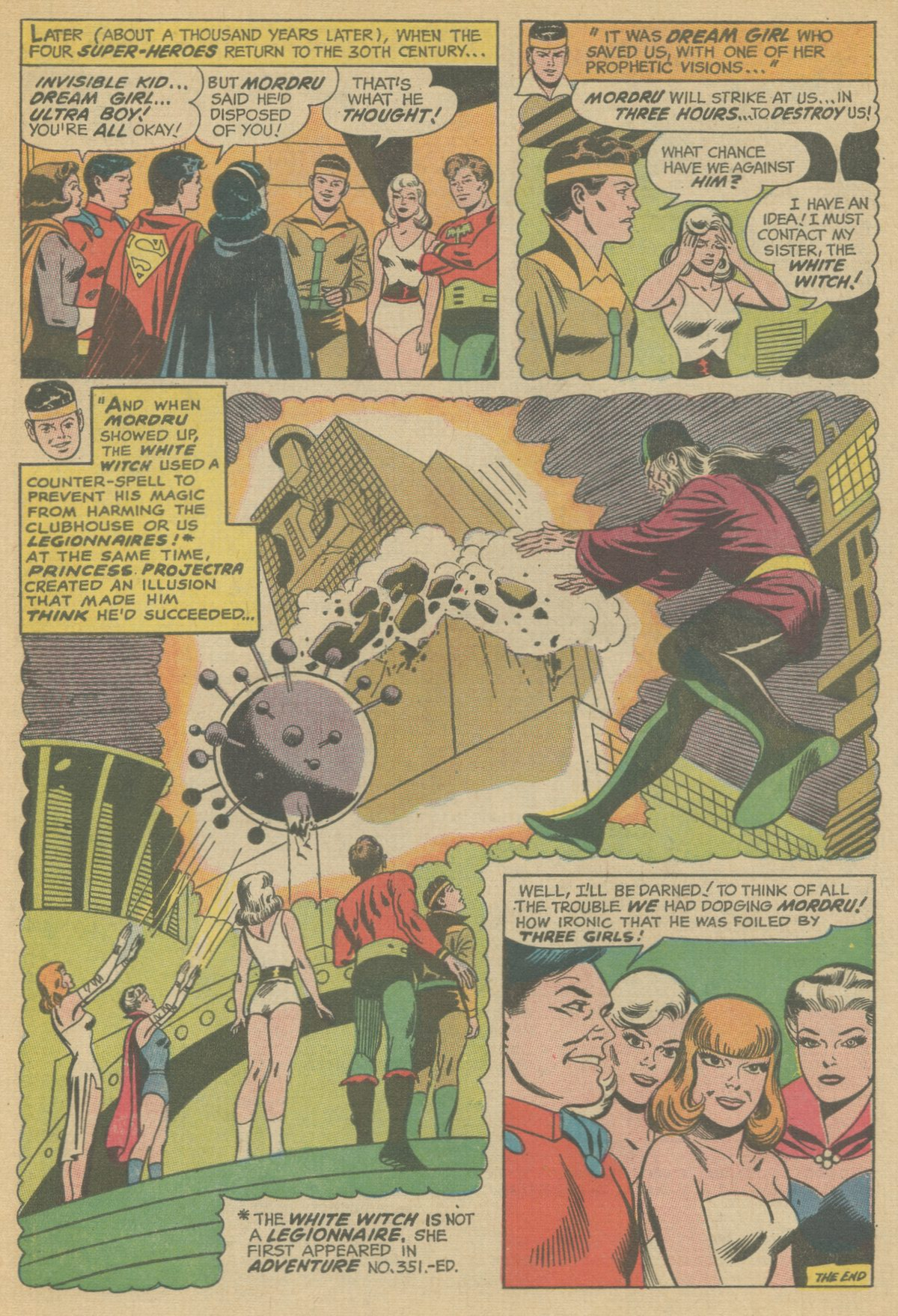Read online Adventure Comics (1938) comic -  Issue #370 - 31
