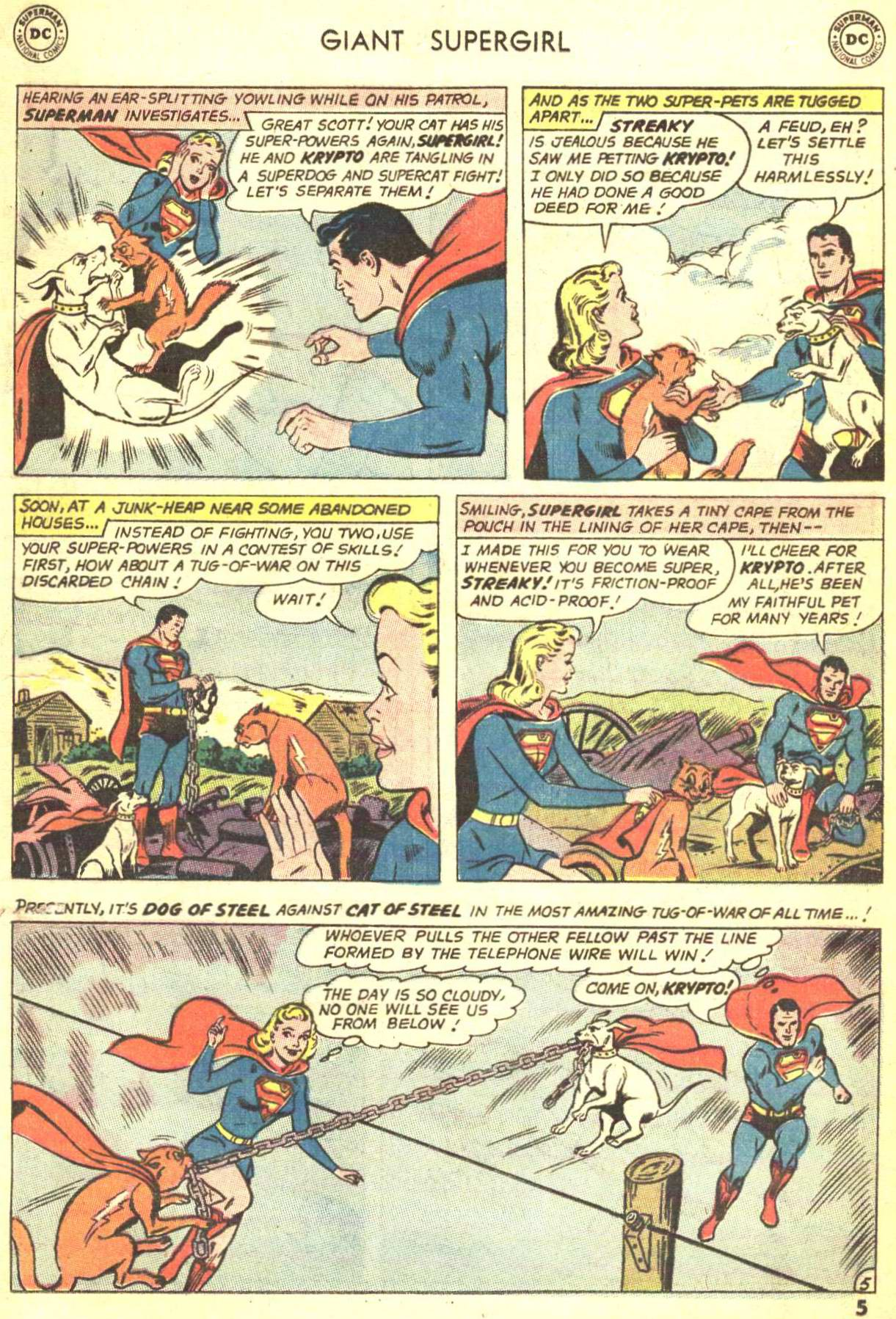 Read online Action Comics (1938) comic -  Issue #373 - 6