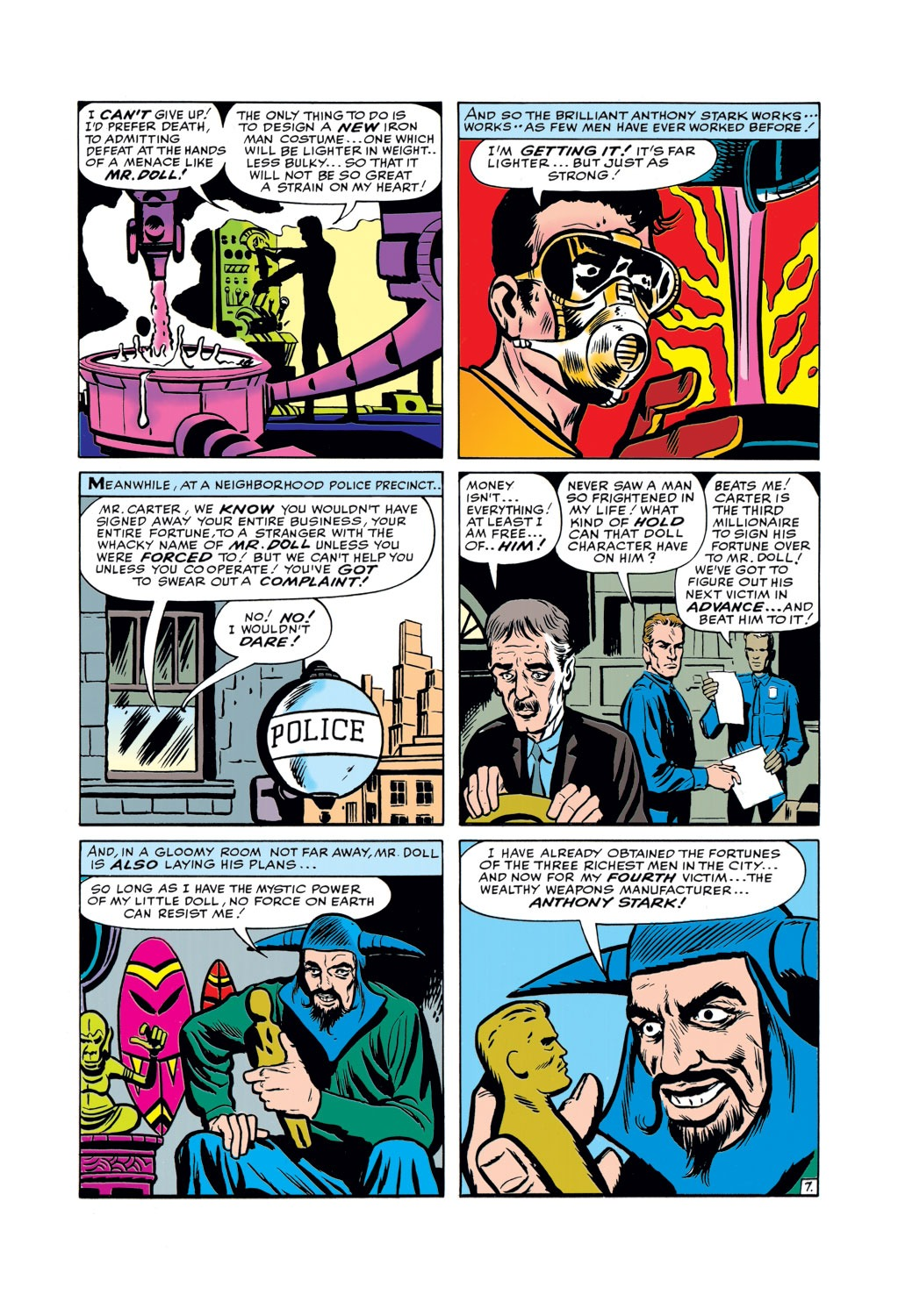 Tales of Suspense (1959) issue 48 - Page 8