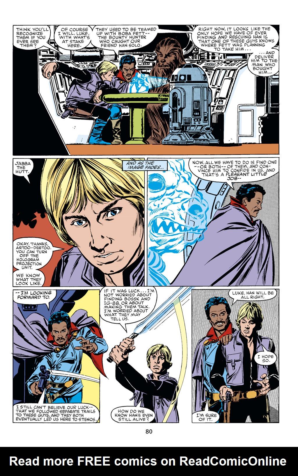 Read online Star Wars Omnibus comic -  Issue # Vol. 18 - 72