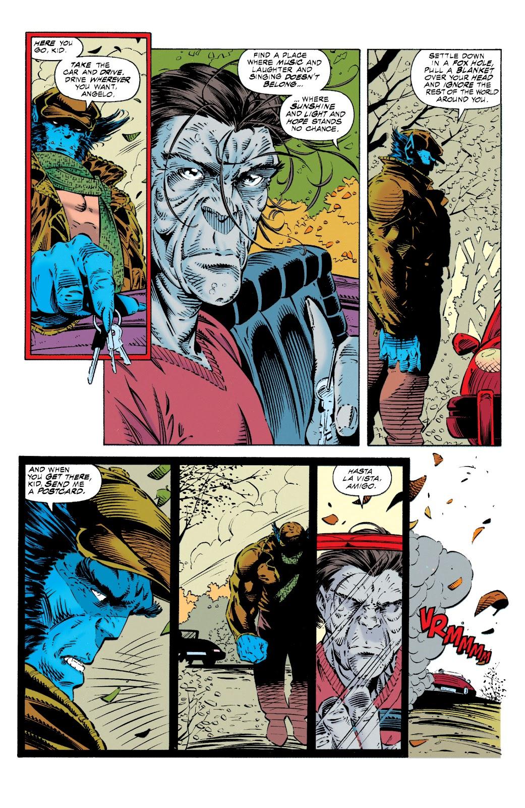 Uncanny X-Men (1963) issue 318 - Page 16