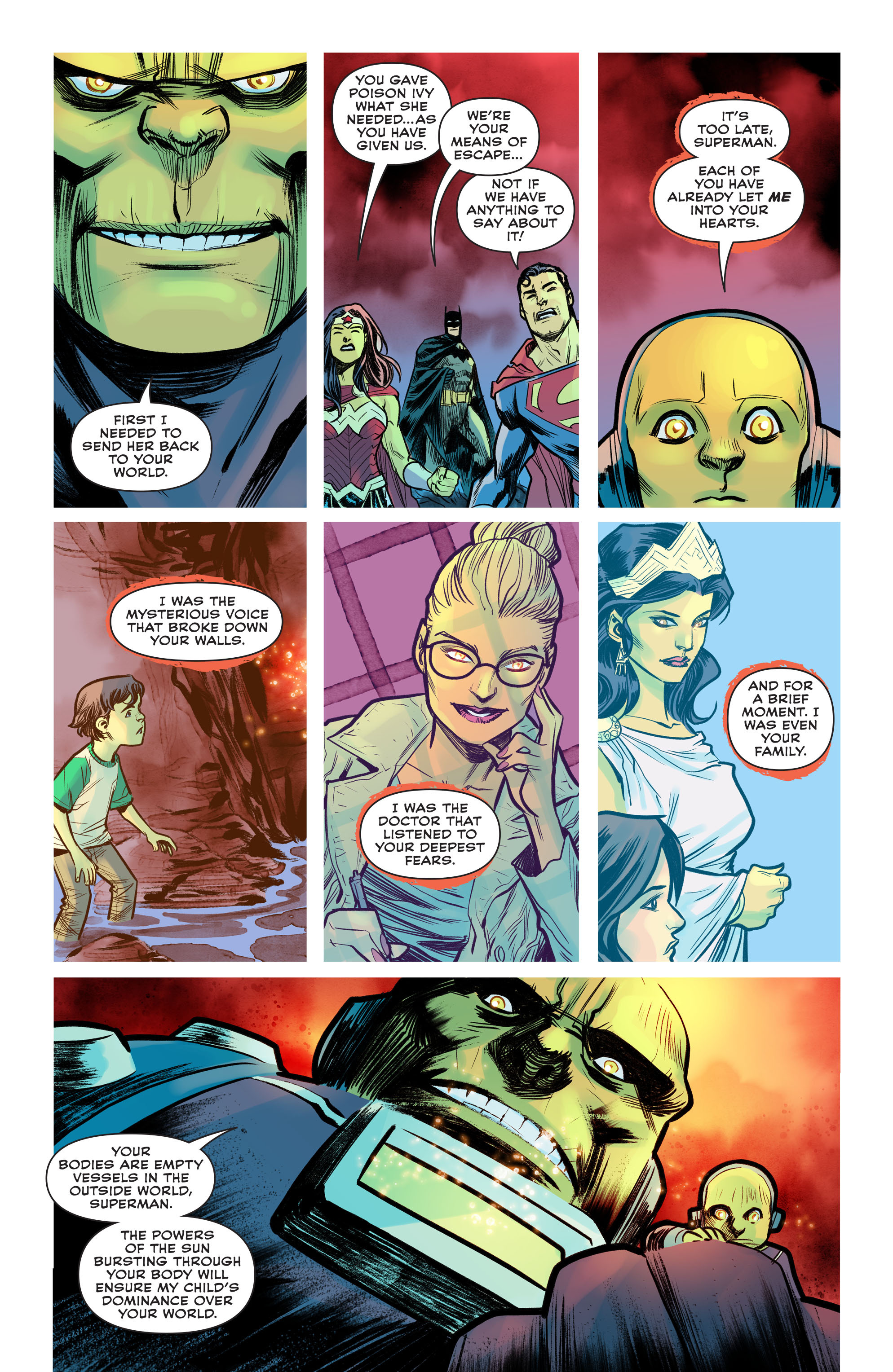 Read online Trinity (2016) comic -  Issue #5 - 16