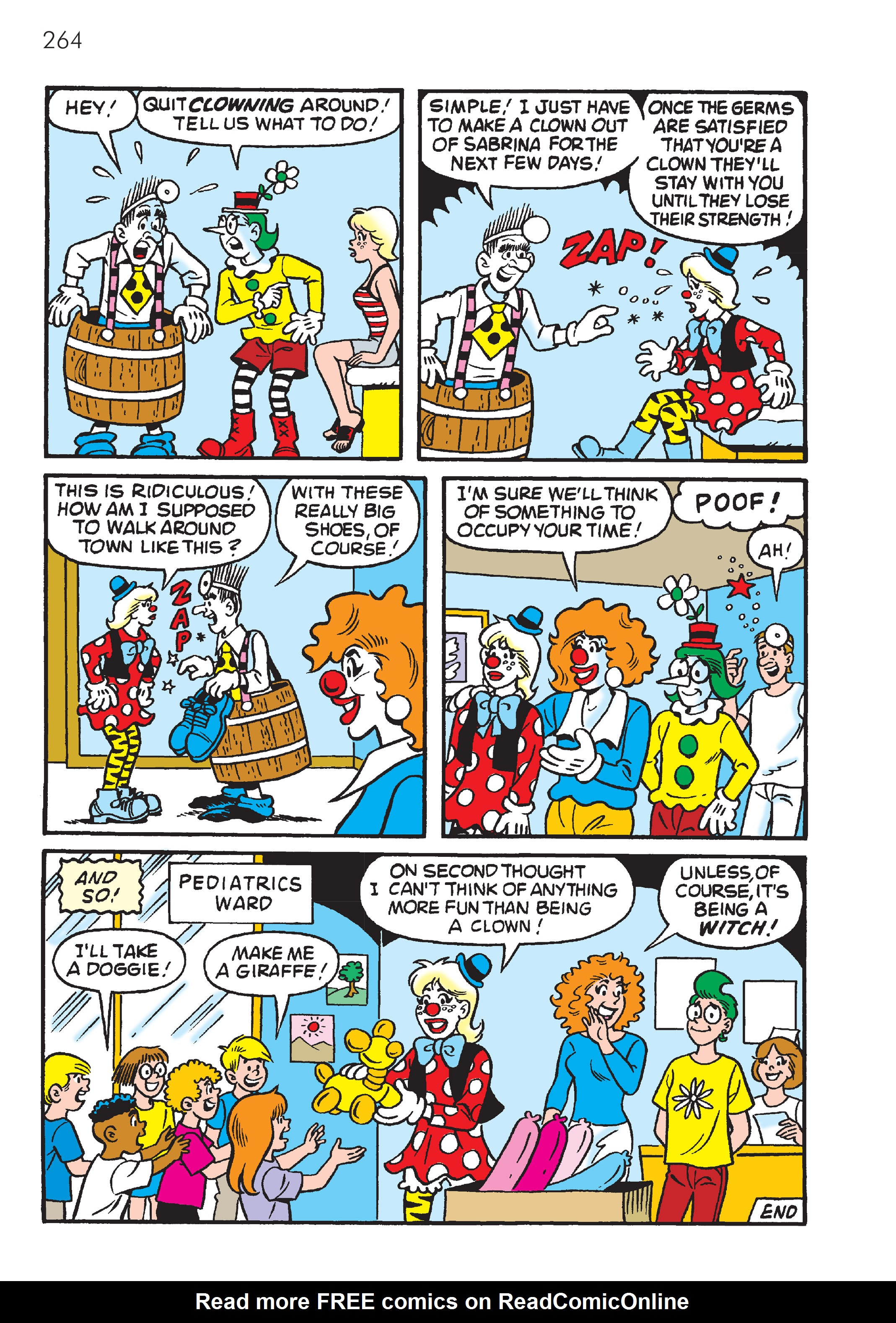 Read online The Best of Archie Comics comic -  Issue # TPB 4 (Part 2) - 54