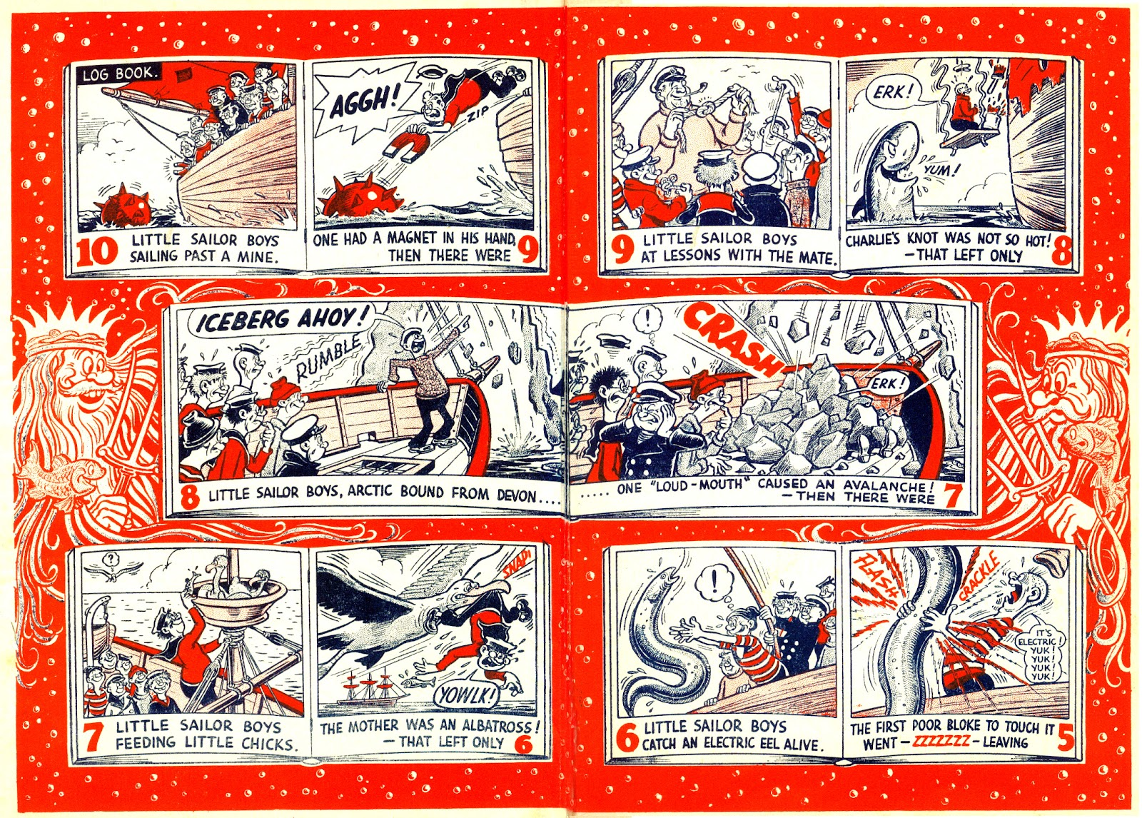 The Beano Book (Annual) 1961 Page 2