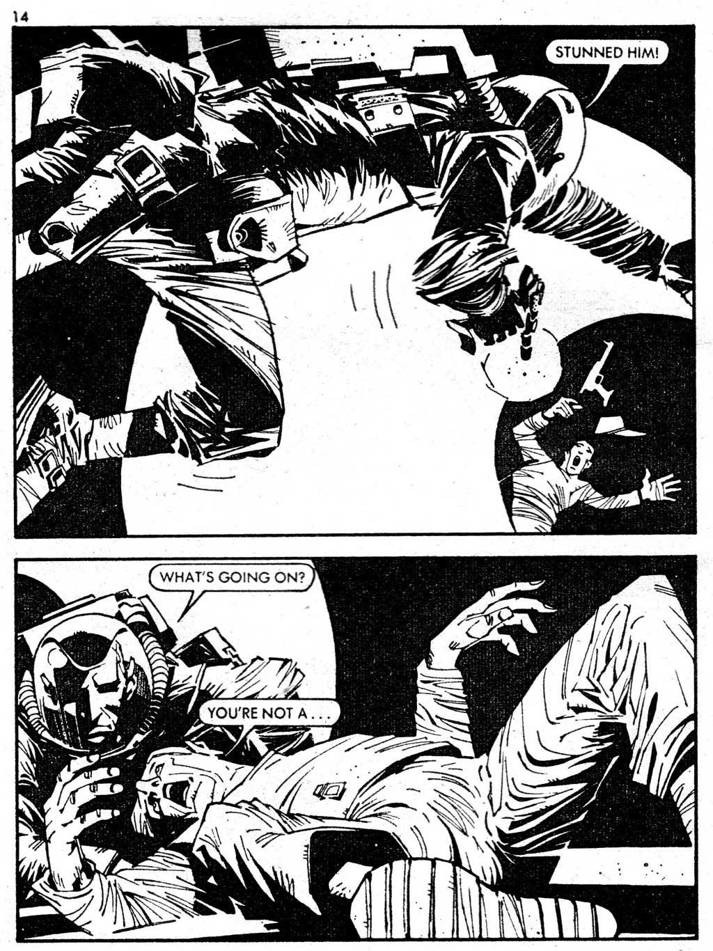 Starblazer issue 71 - Page 14