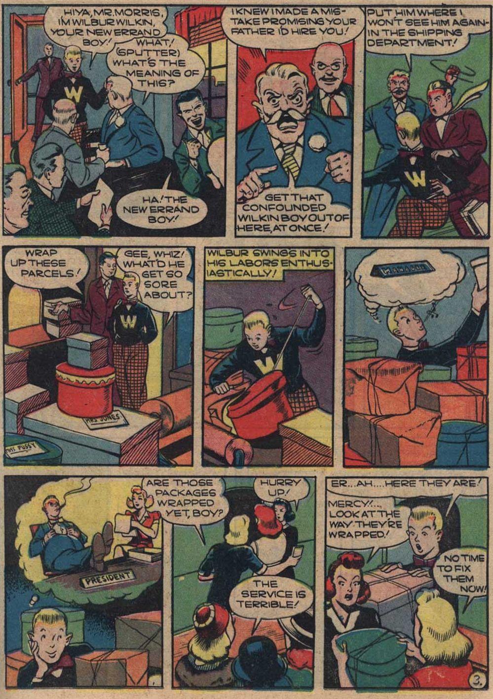 Zip Comics 25 Page 32