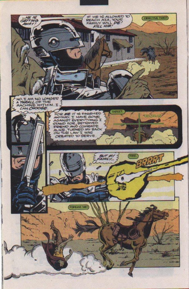 Read online Robocop (1990) comic -  Issue #22 - 9