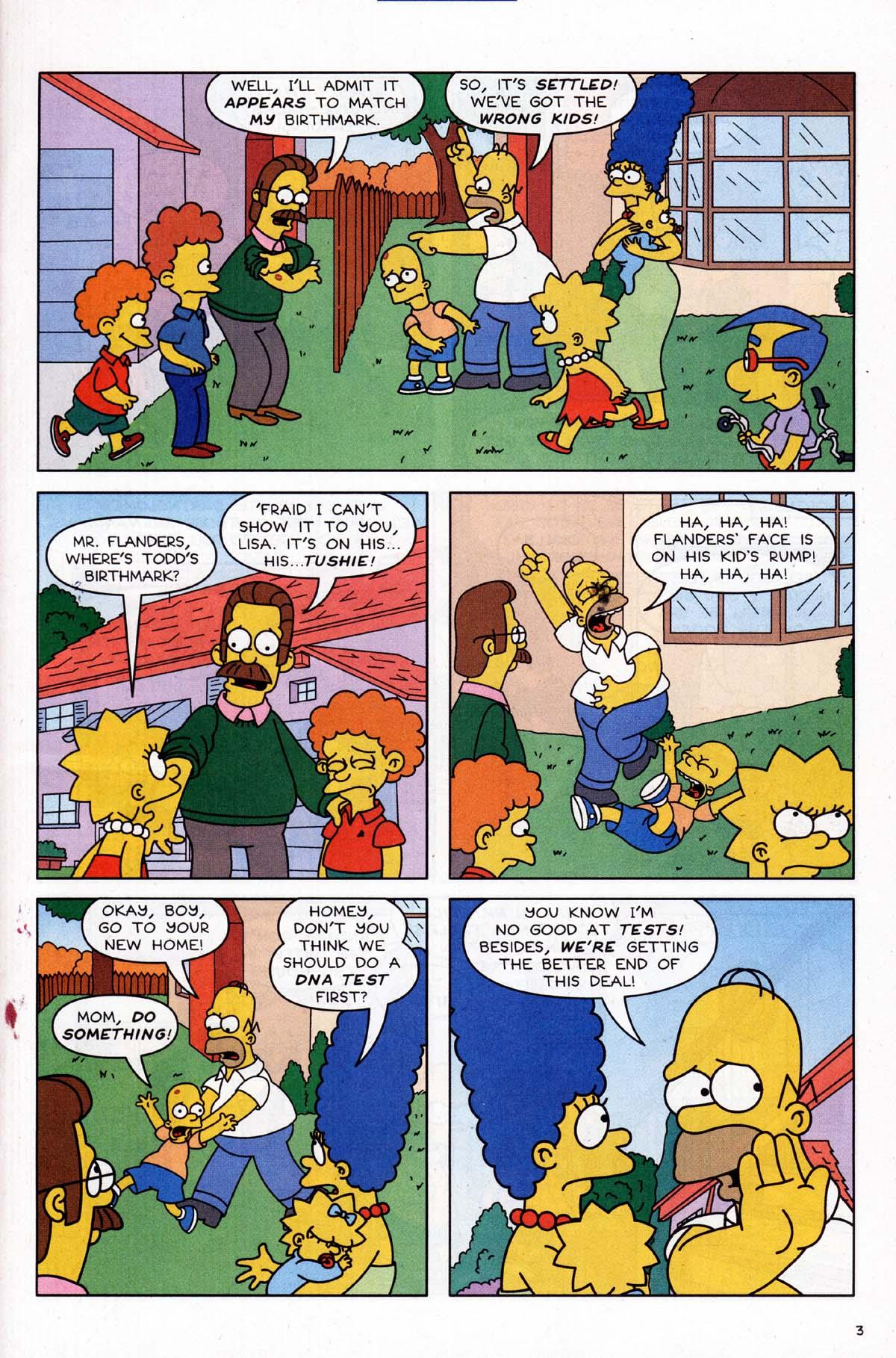 Read online Simpsons Comics Presents Bart Simpson comic -  Issue #9 - 4