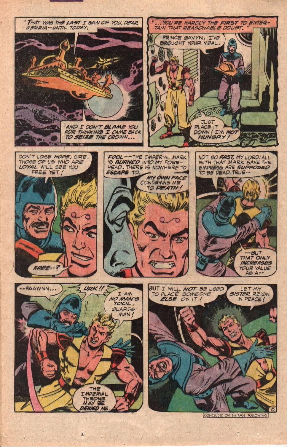 Read online Adventure Comics (1938) comic -  Issue #469 - 12