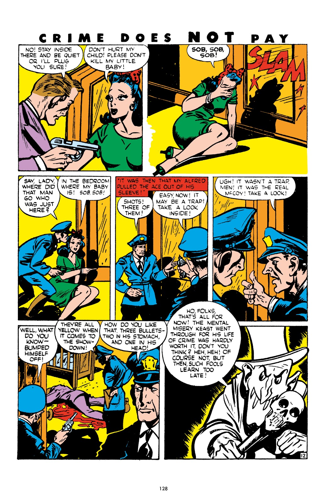 Read online Crime Does Not Pay Archives comic -  Issue # TPB 4 (Part 2) - 28