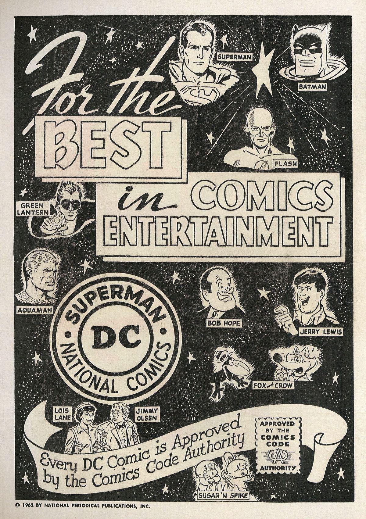 Read online Adventure Comics (1938) comic -  Issue #298 - 2