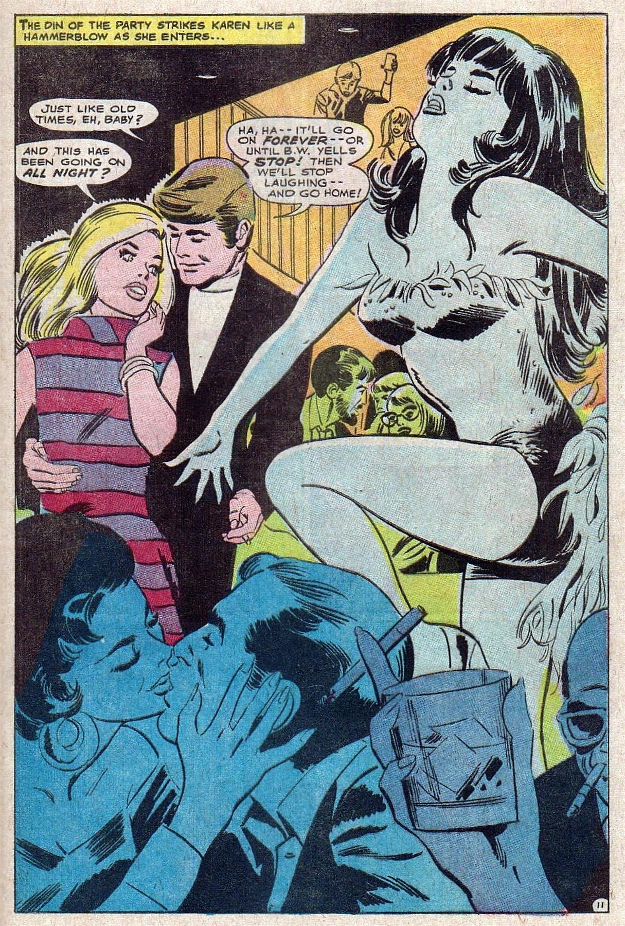 Read online Secret Hearts comic -  Issue #129 - 29