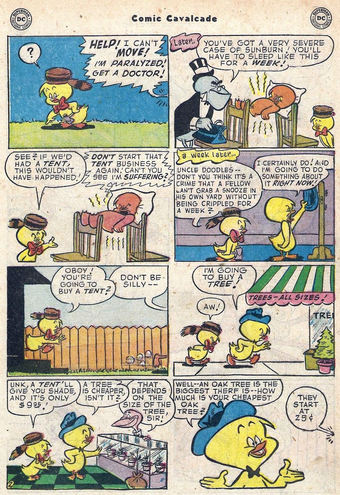 Comic Cavalcade issue 56 - Page 31