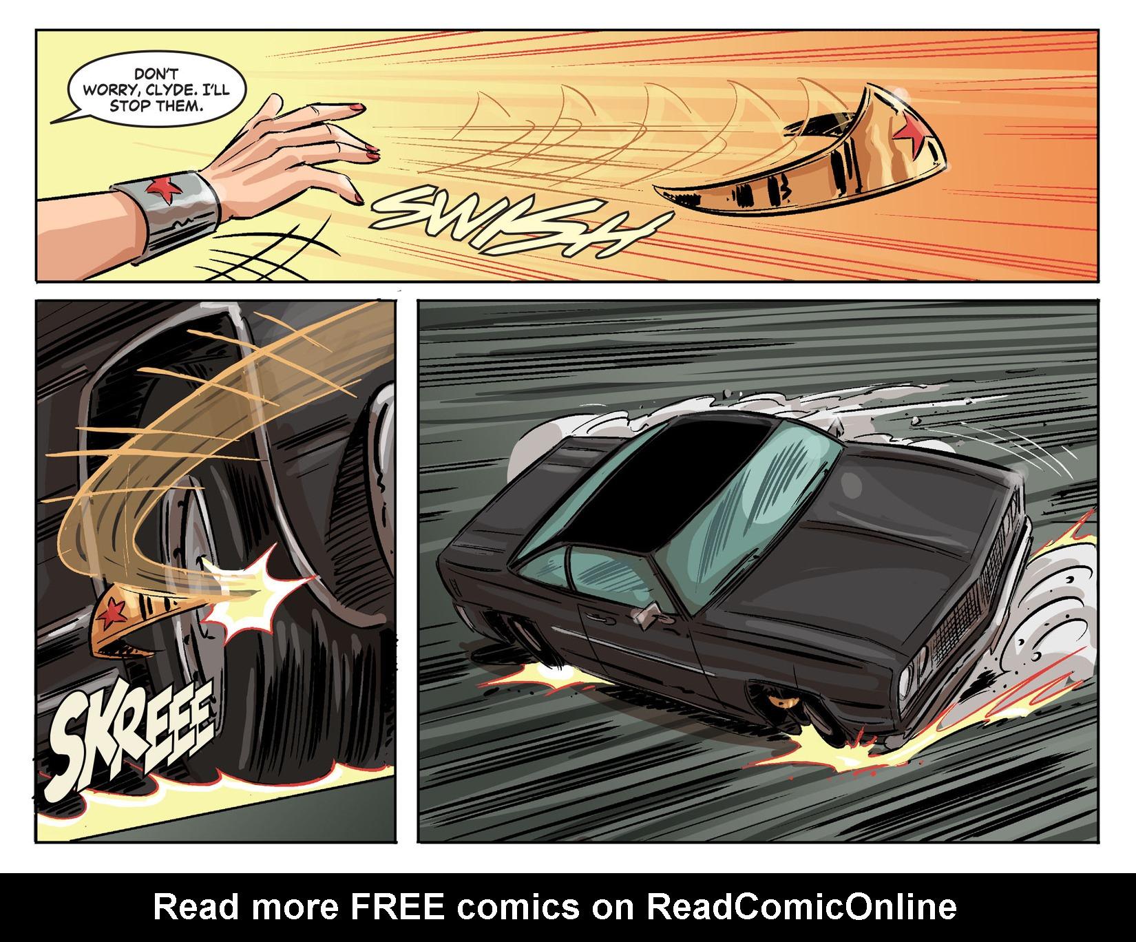 Read online Wonder Woman '77 [I] comic -  Issue #24 - 11
