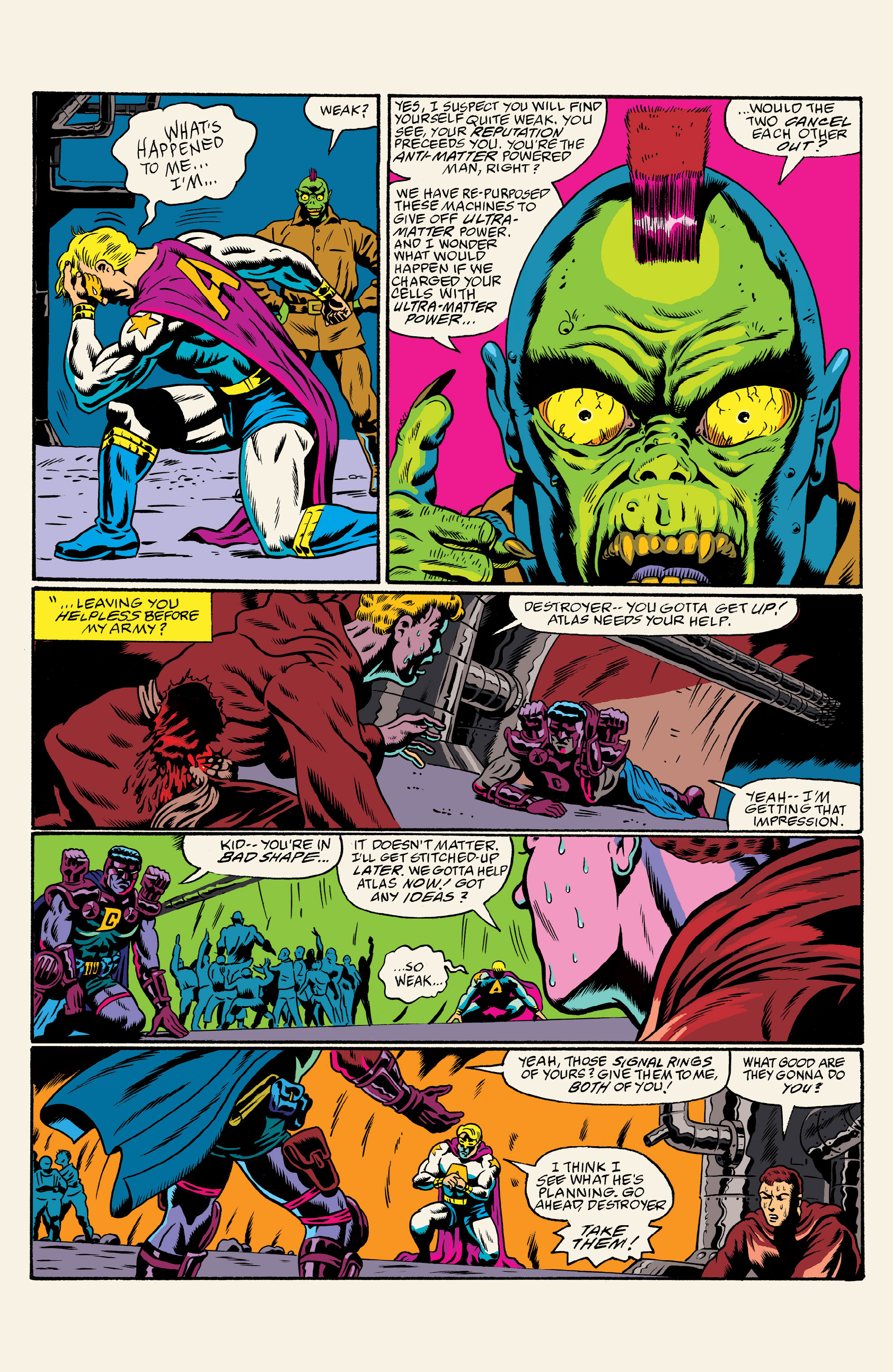 Read online All Time Comics: Crime Destroyer comic -  Issue #1 - 24