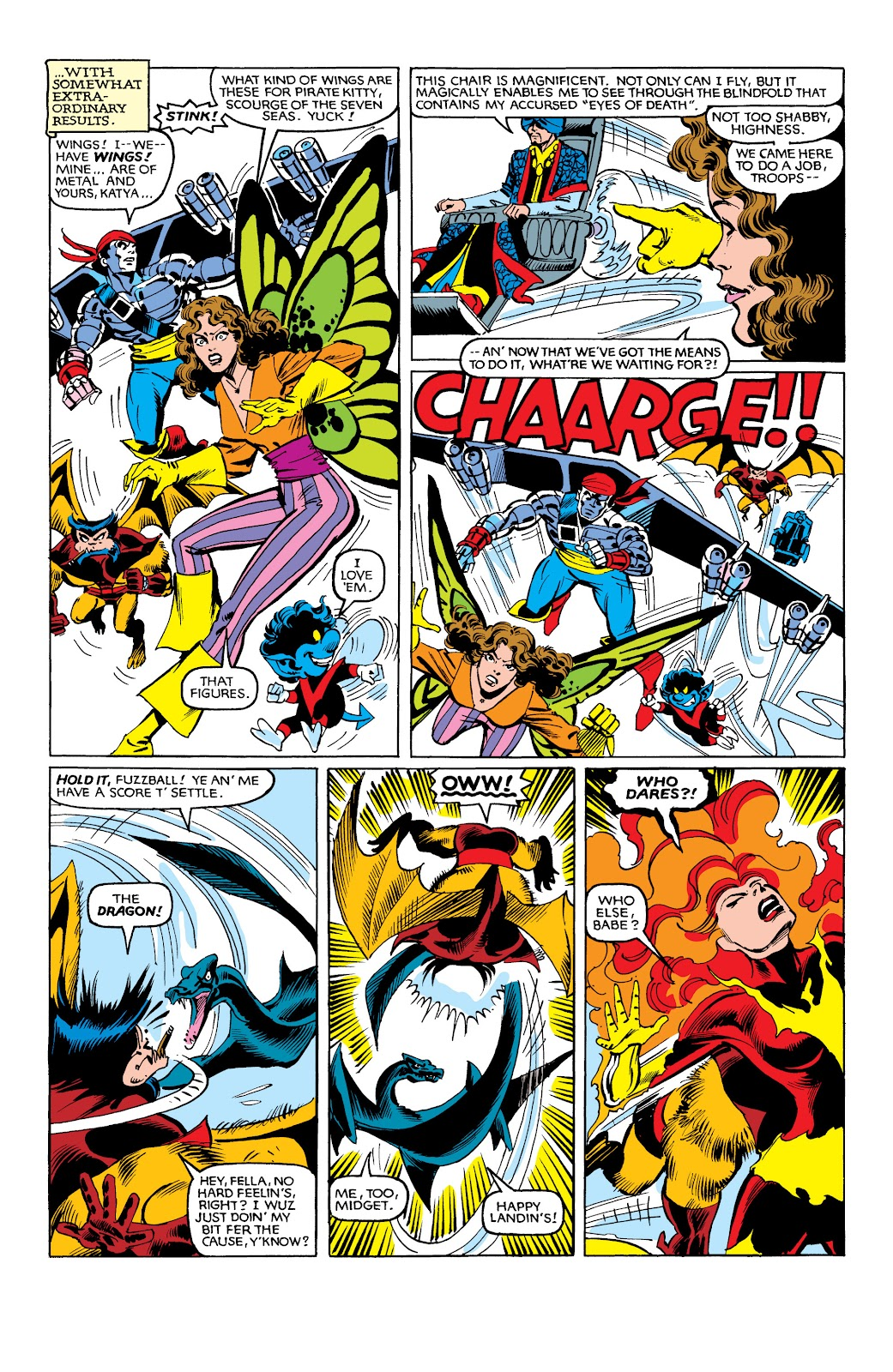 Uncanny X-Men (1963) issue 153 - Page 21