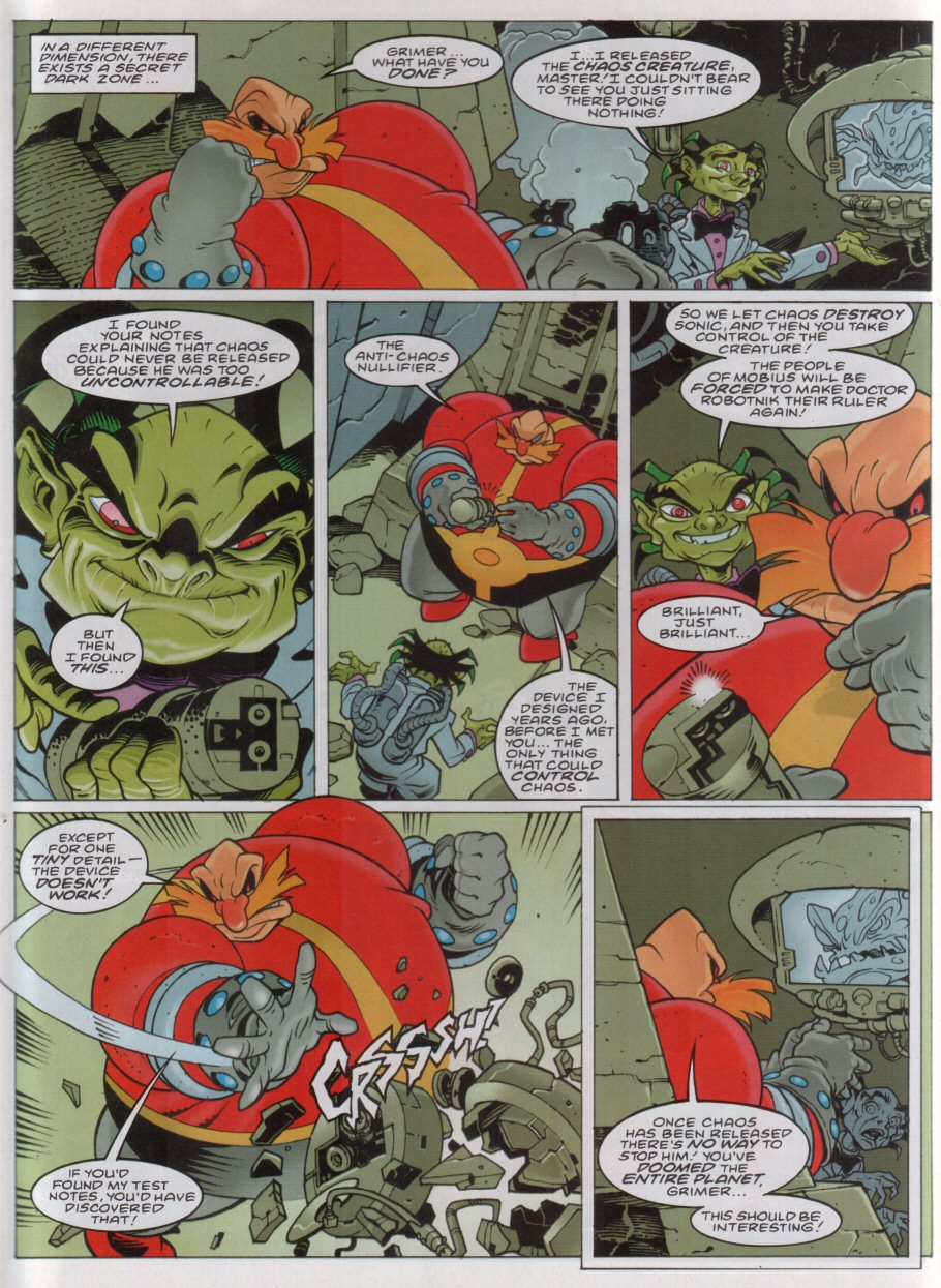 Read online Sonic the Comic comic -  Issue #176 - 5