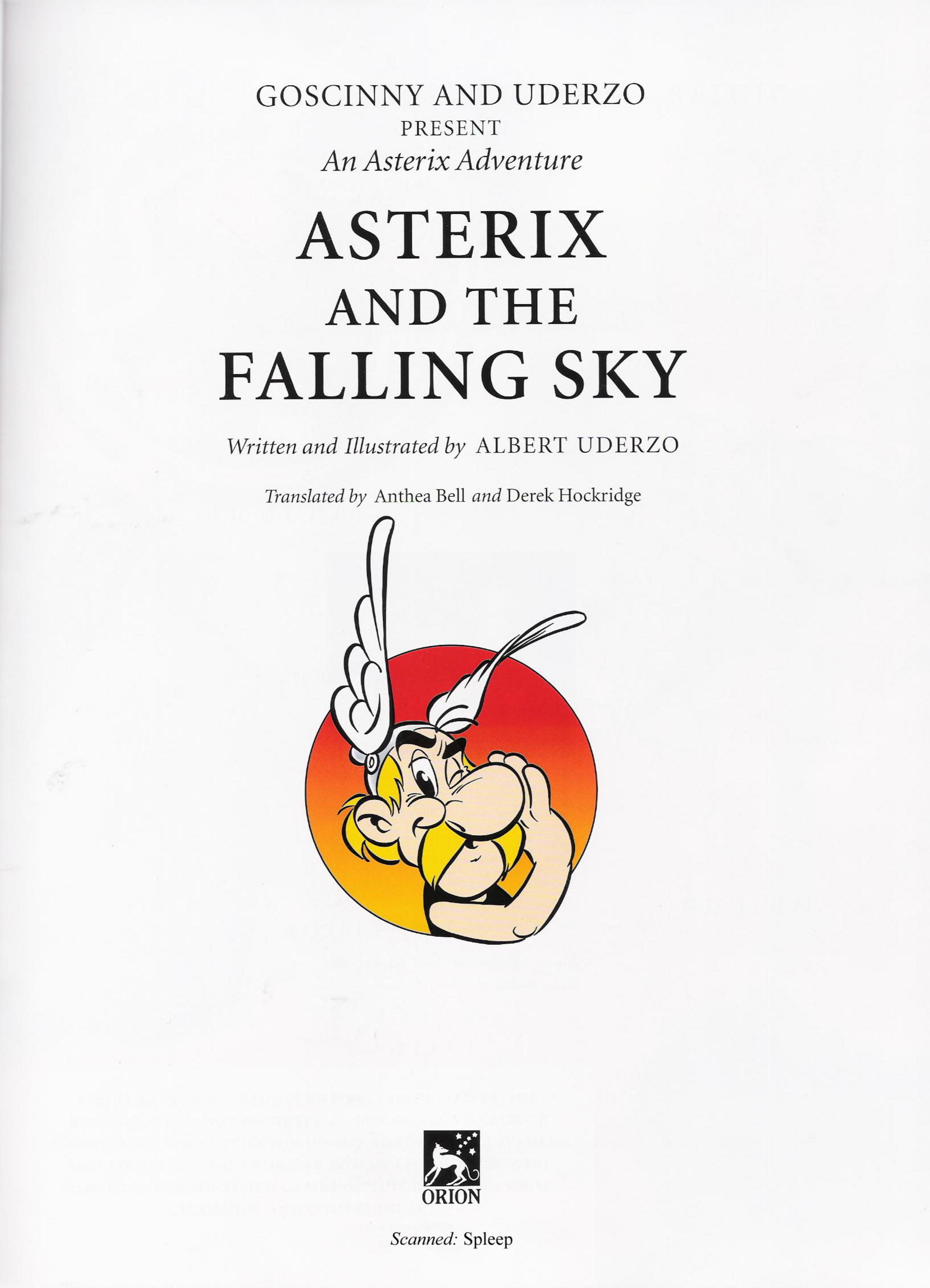 Read online Asterix comic -  Issue #33 - 2