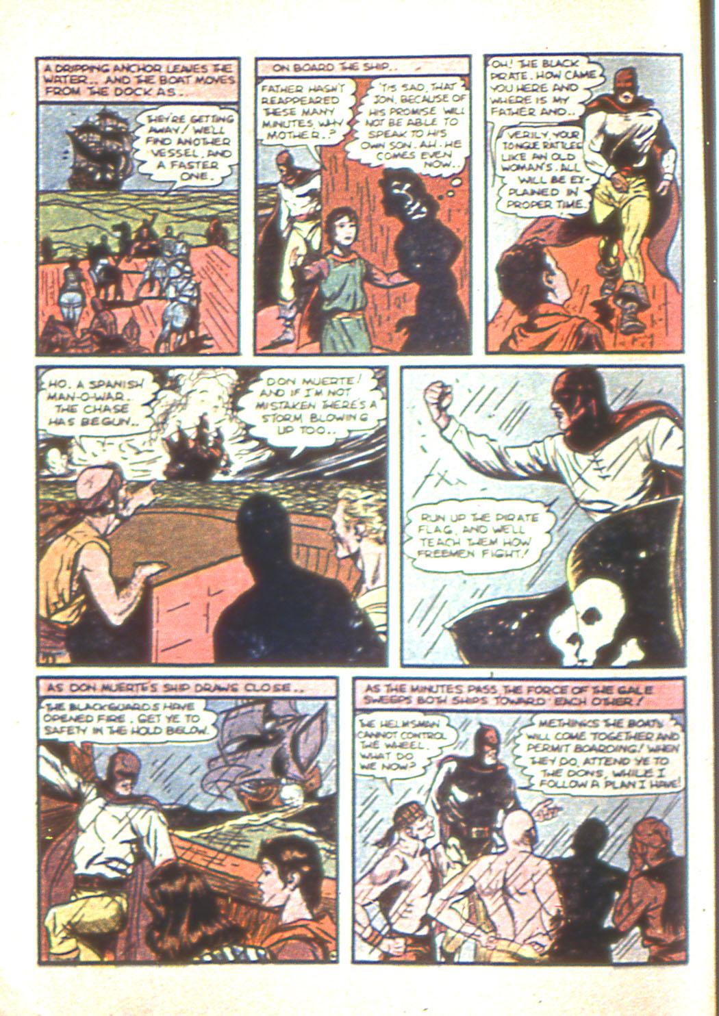 Read online Sensation (Mystery) Comics comic -  Issue #6 - 22