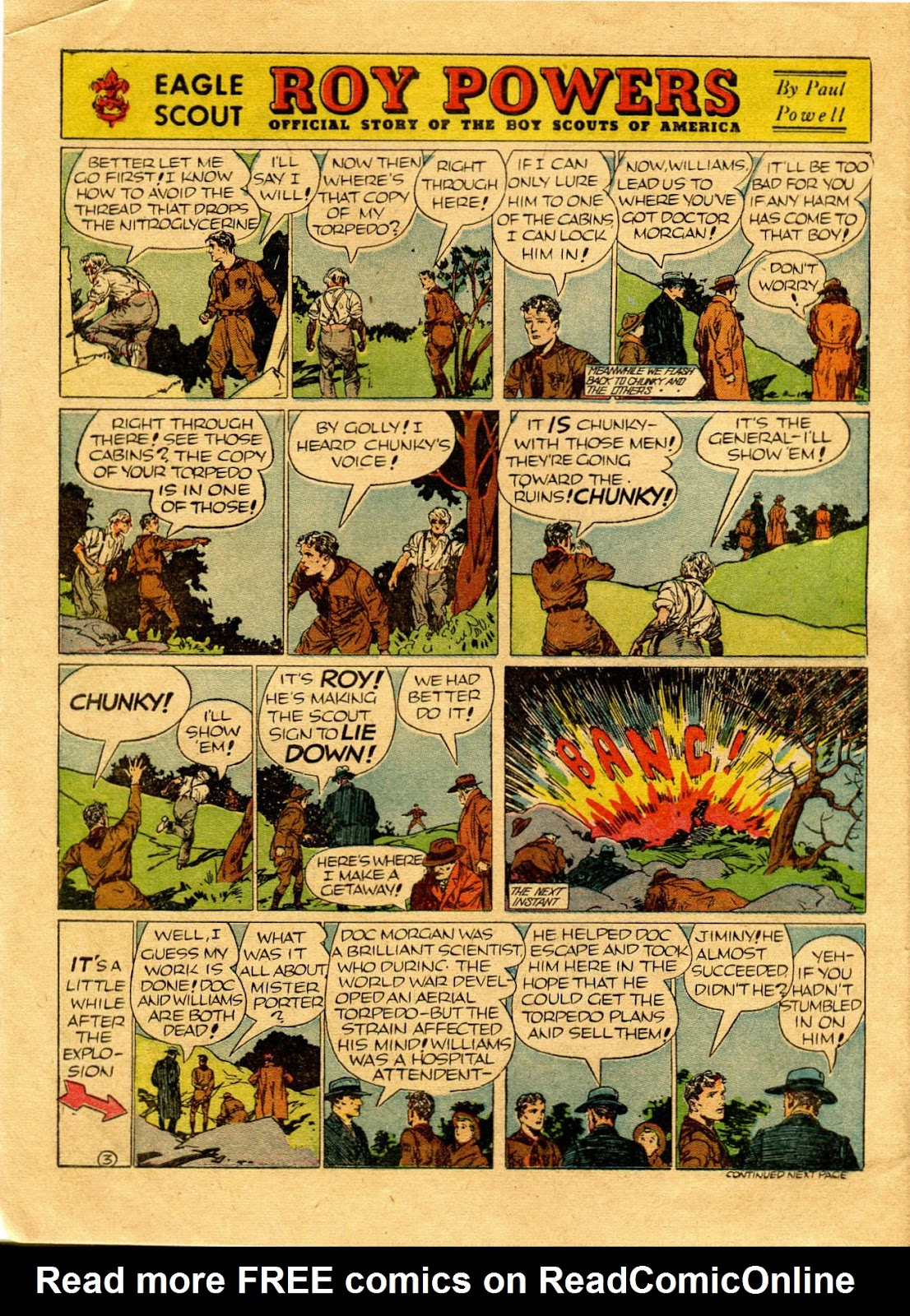 Read online Famous Funnies comic -  Issue #67 - 8