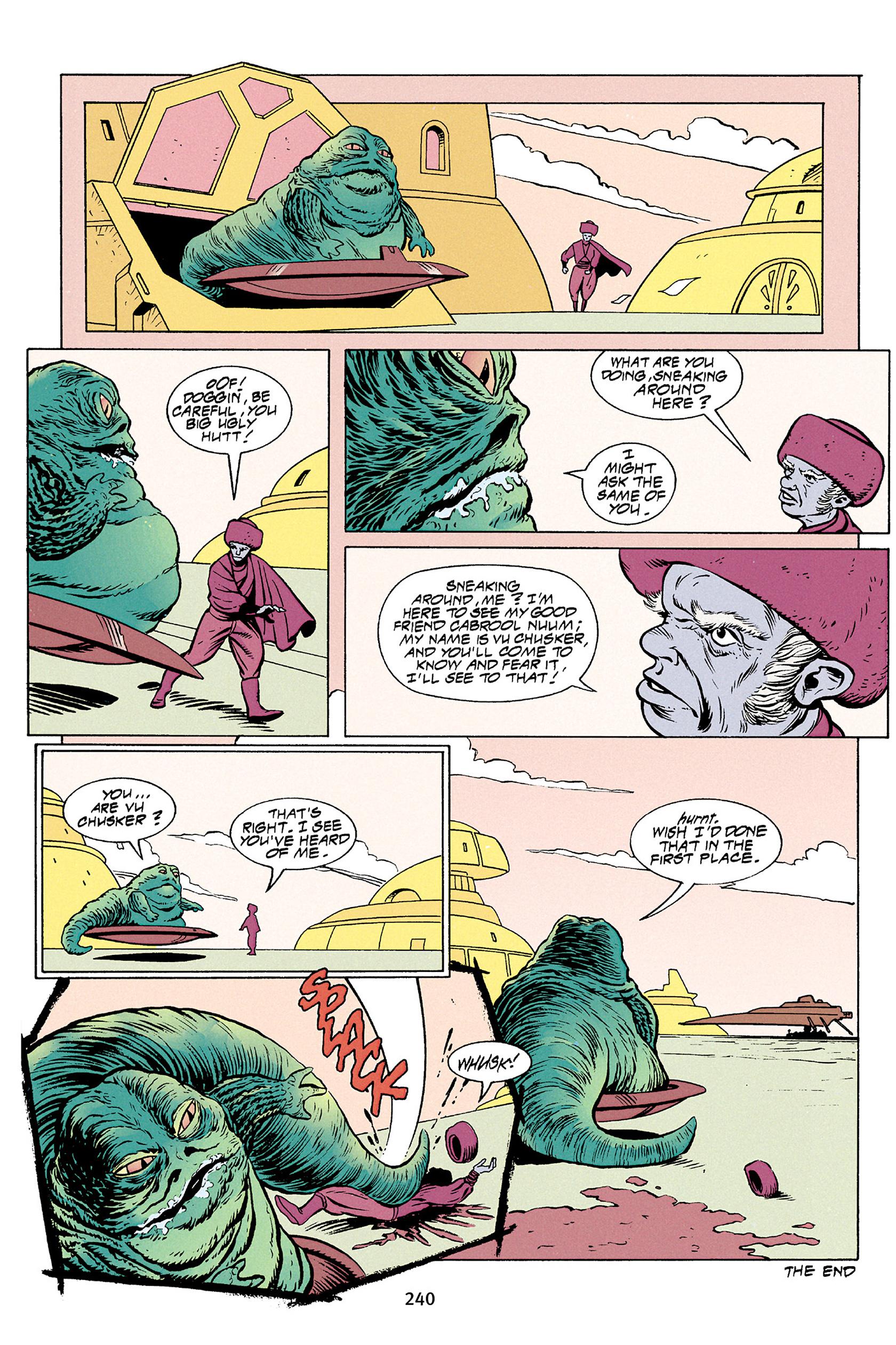 Read online Star Wars Omnibus comic -  Issue # Vol. 30 - 237