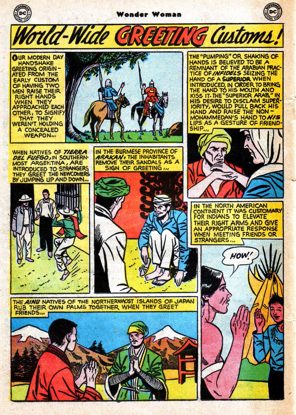 Read online Wonder Woman (1942) comic -  Issue #77 - 22