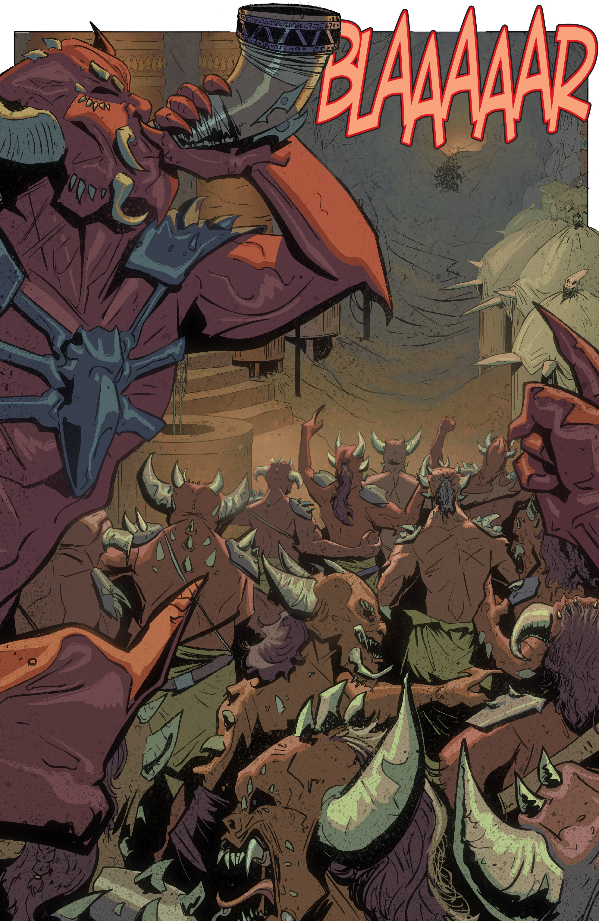 Read online Red Dog comic -  Issue #4 - 7