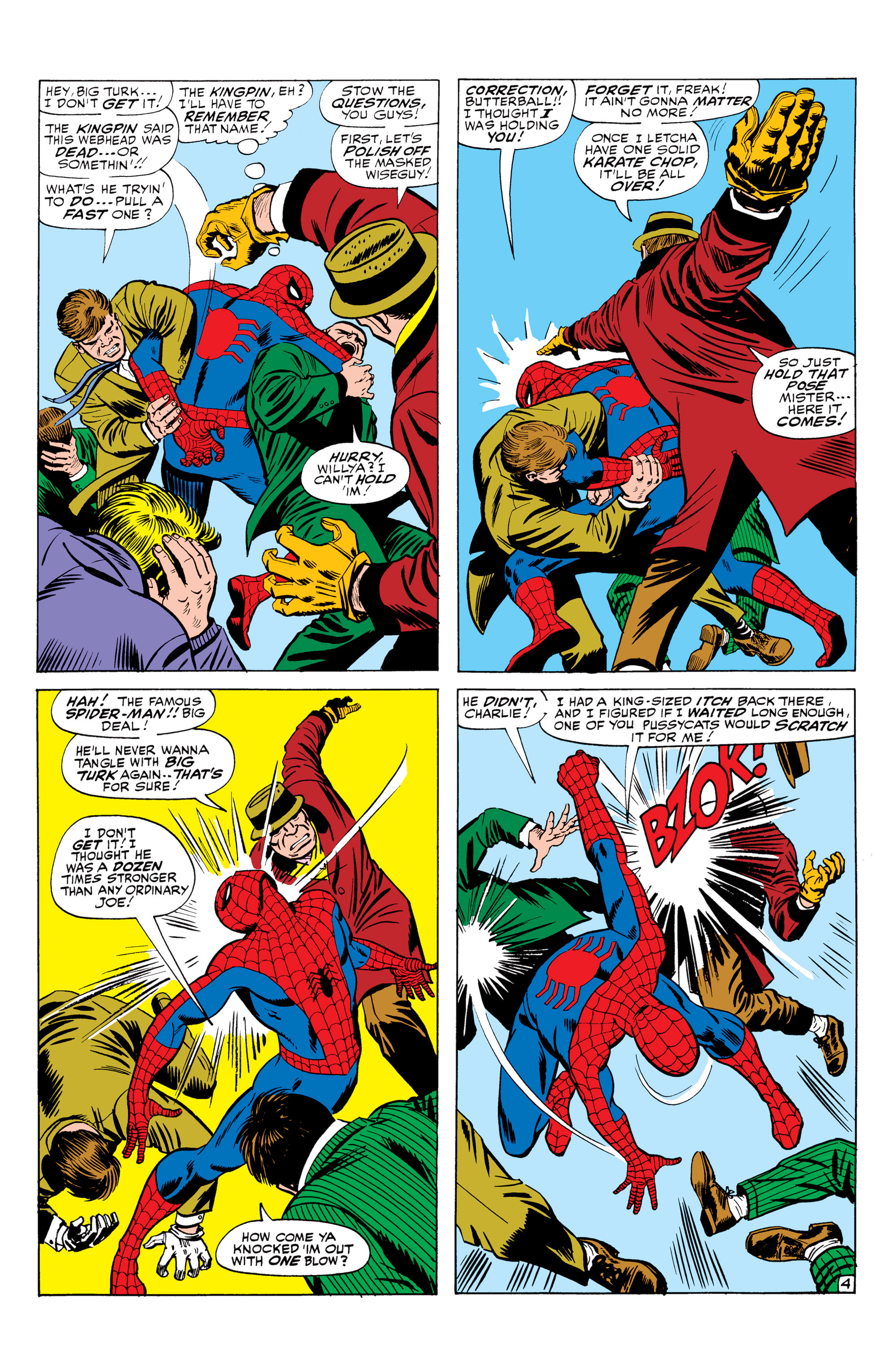 The Amazing Spider-Man (1963) 51 Page 4