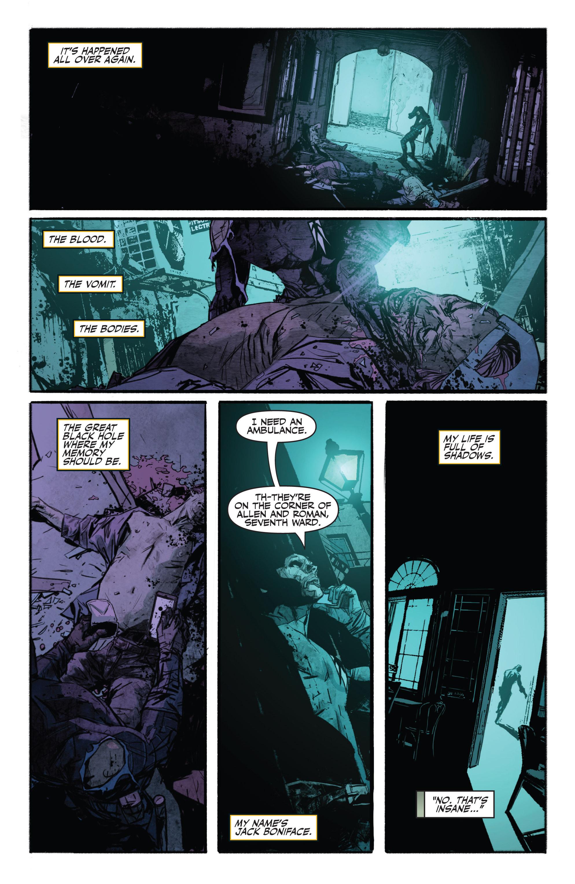Read online Shadowman (2012) comic -  Issue #13 - 4