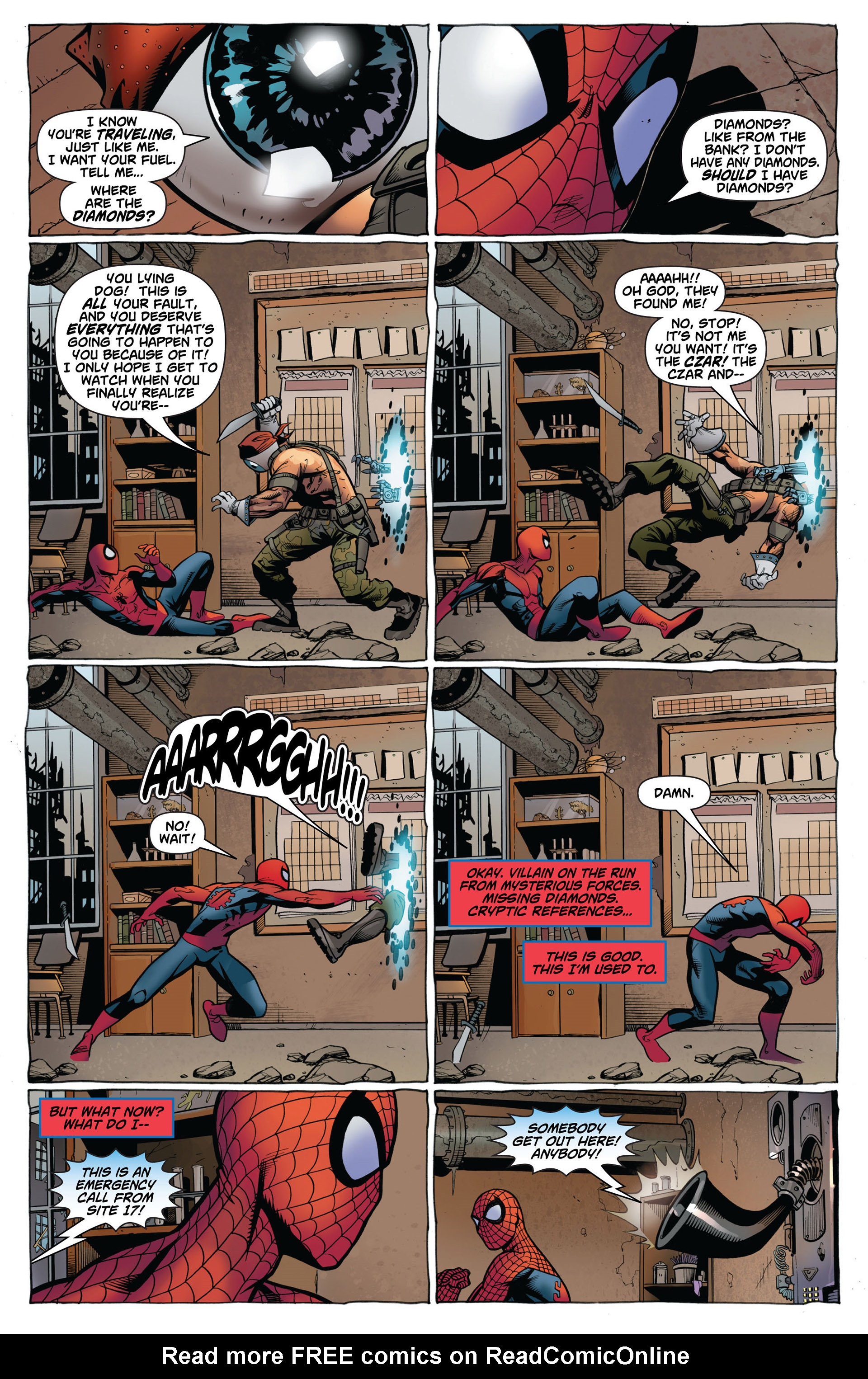 Read online Astonishing Spider-Man & Wolverine comic -  Issue #2 - 14