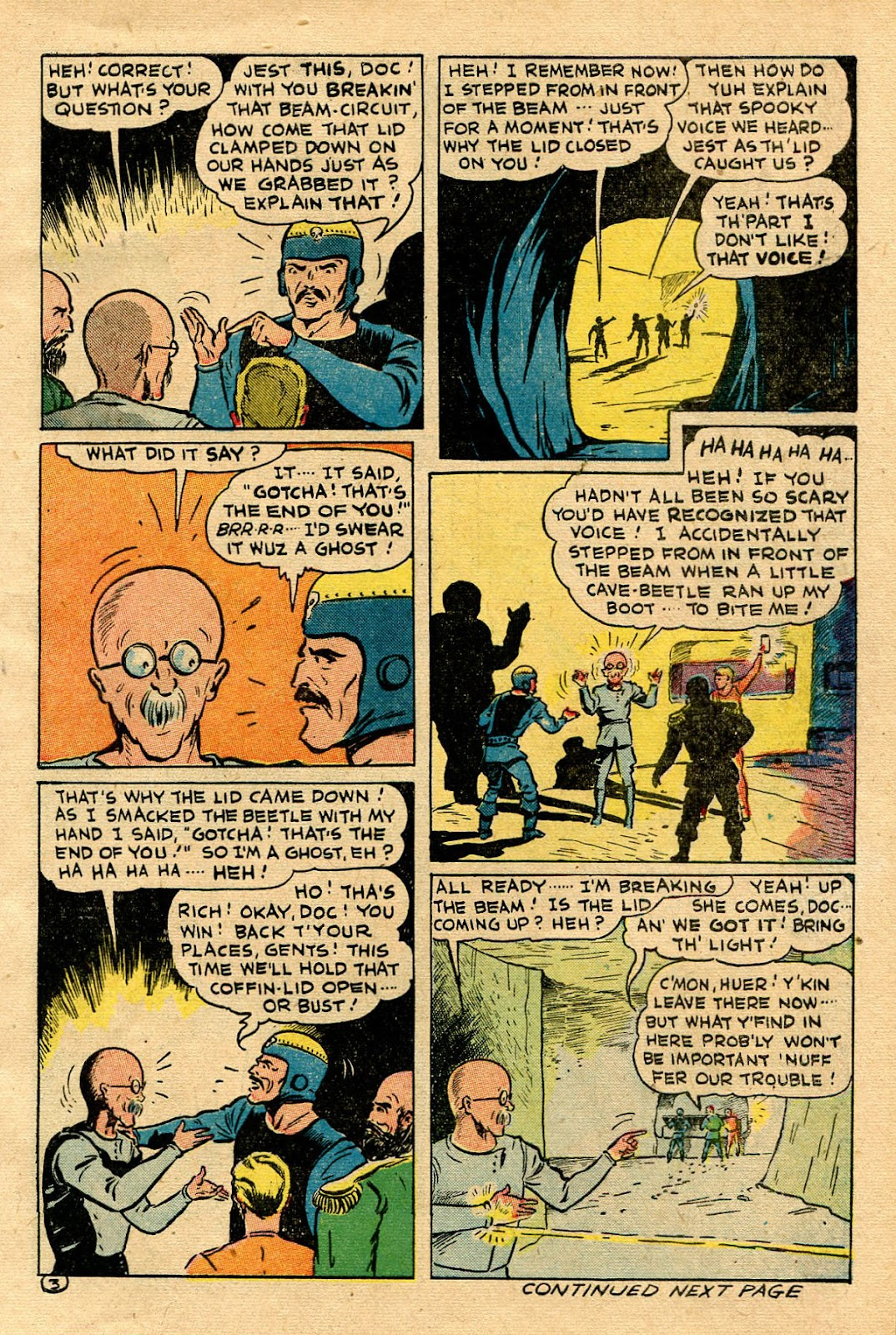 Read online Famous Funnies comic -  Issue #116 - 7