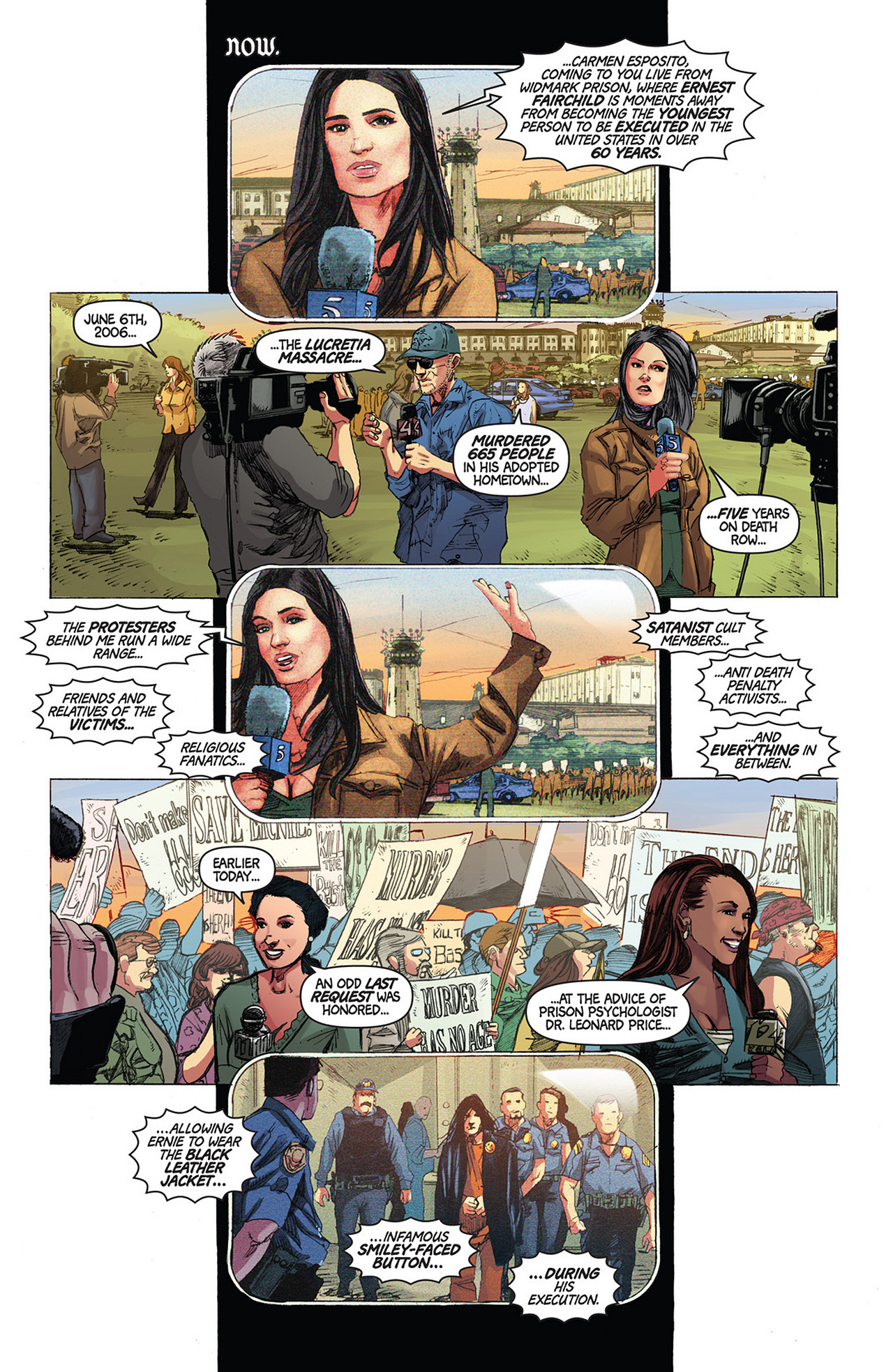 Read online Prophecy comic -  Issue #4 - 26