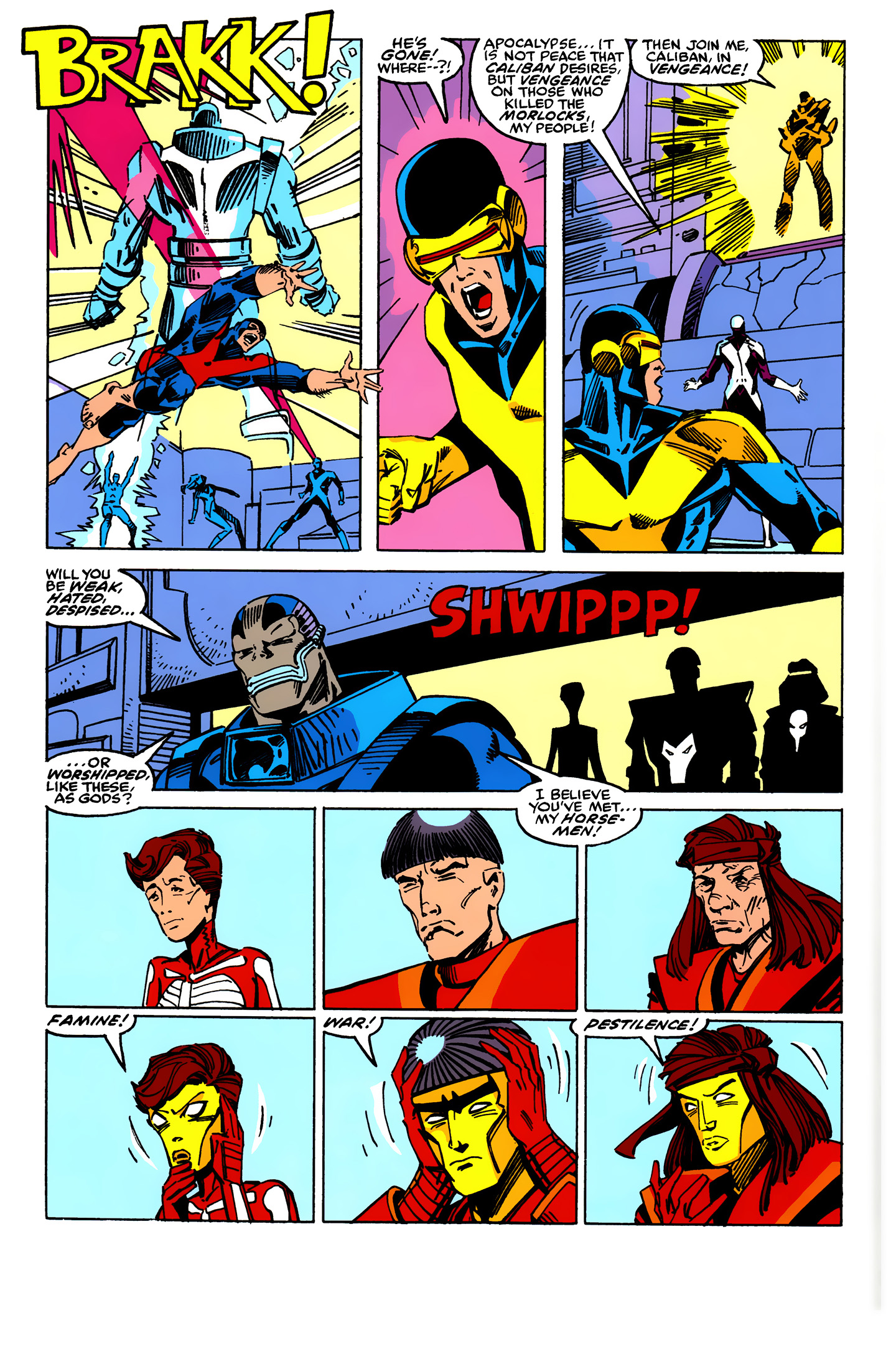 Read online X-Factor (1986) comic -  Issue #24 - 9